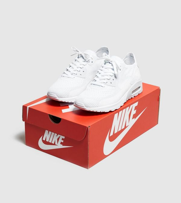 sale retailer fc53f 6e70a Nike Air Max 90 Ultra 2.0 Flyknit Femme