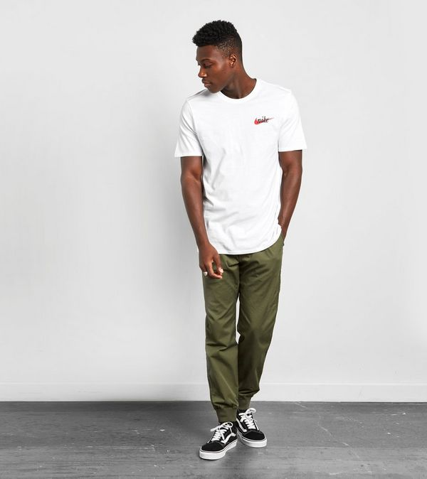 attractive price lowest discount new authentic white tees and nike cortez