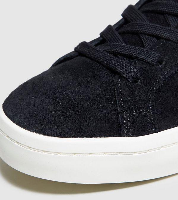 adidas originals court vantage zwart