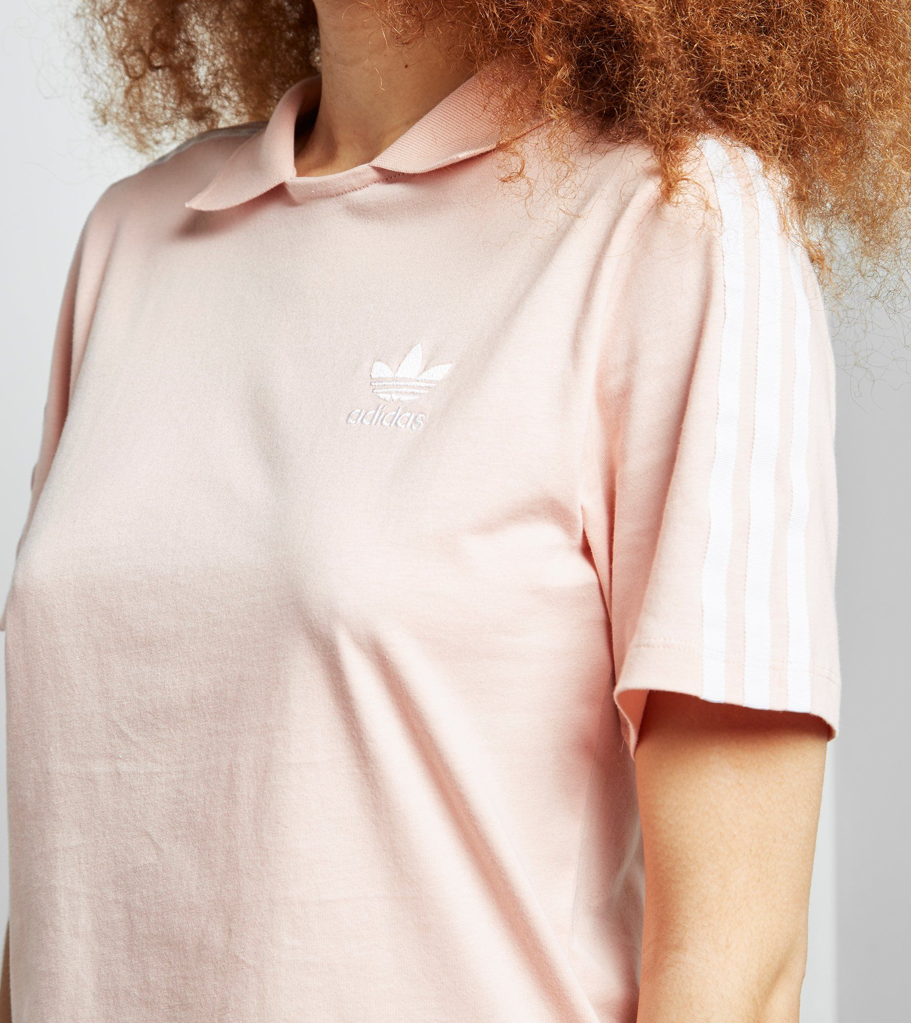 adidas Originals Three Stripes Polo Shirt