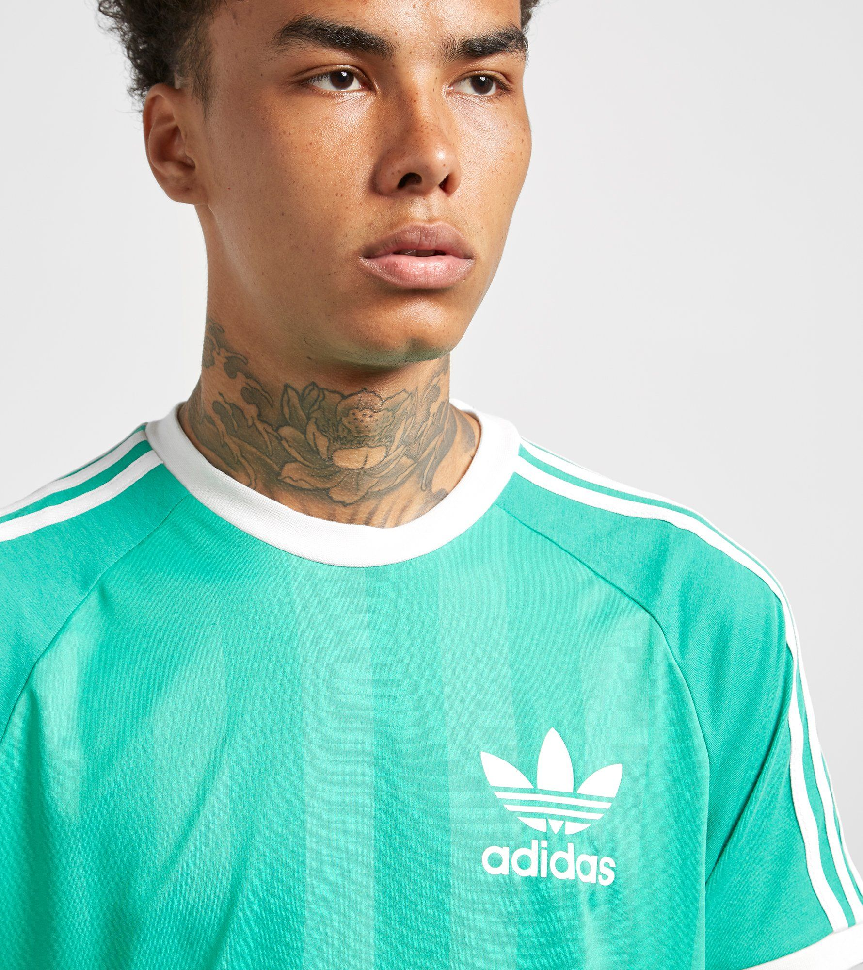 adidas Originals California Trefoil Short Sleeve T-Shirt