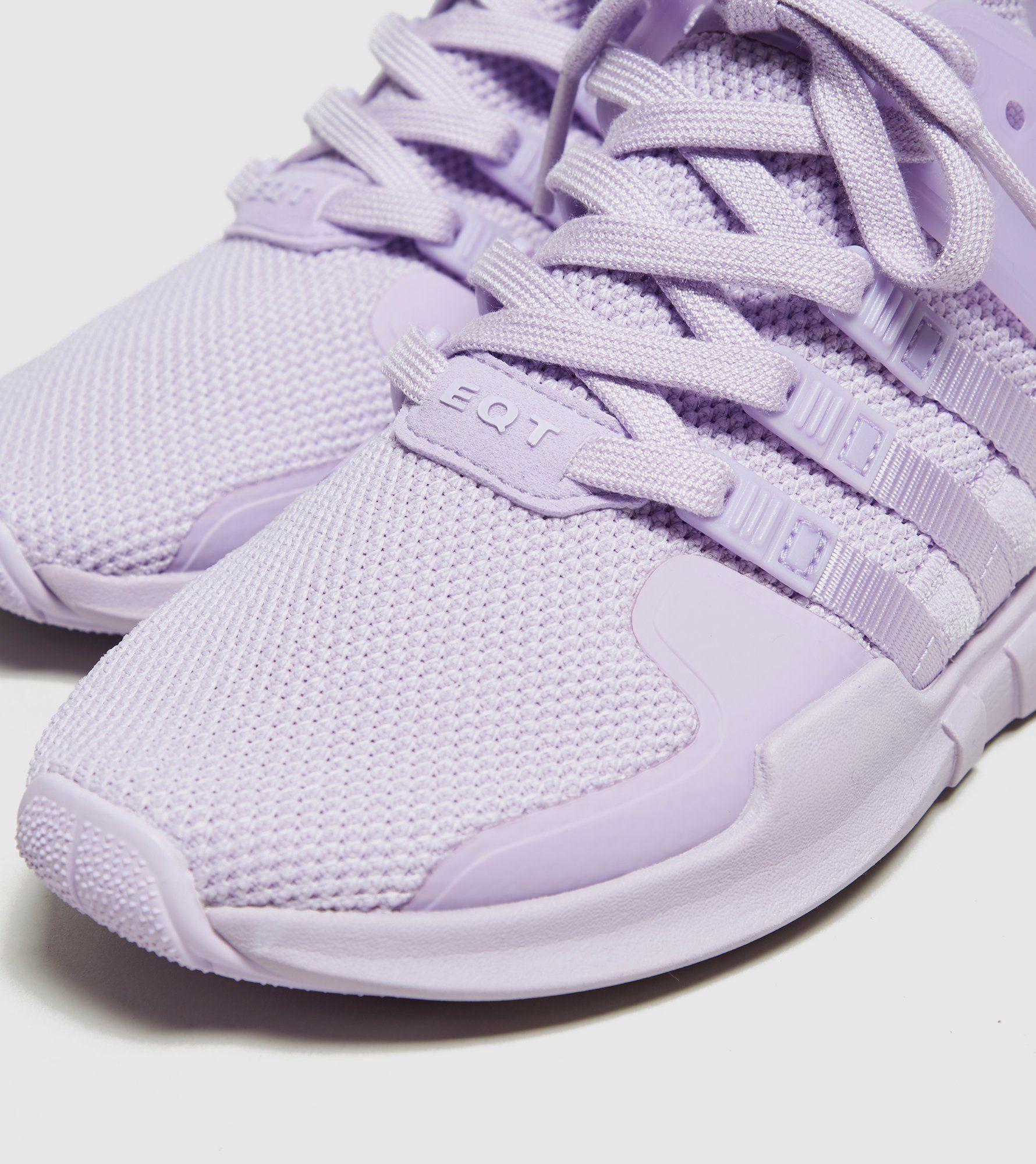 adidas eqt appoggio avanzati promuovere bianco viola