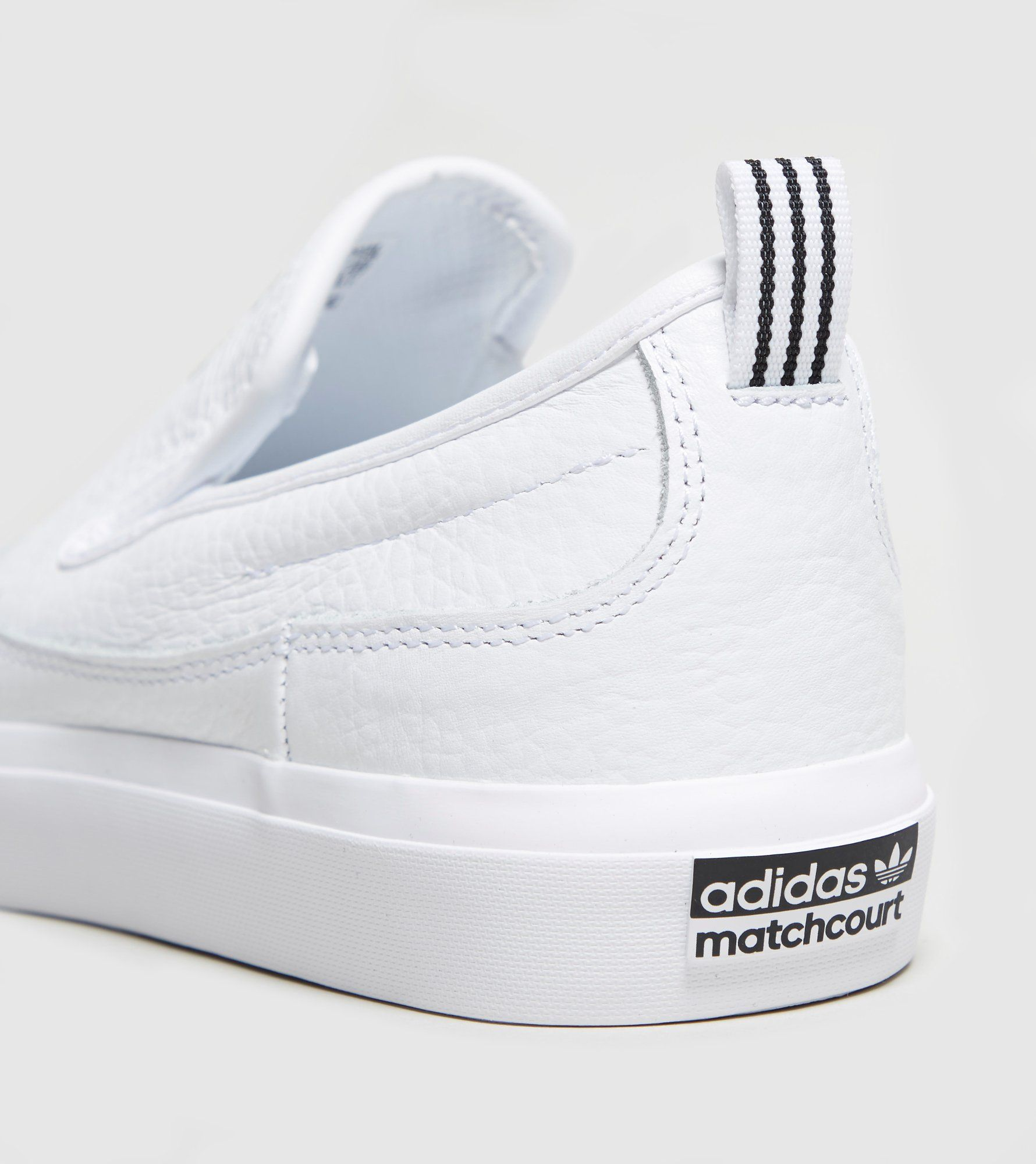 adidas Originals Match Court Slip-On