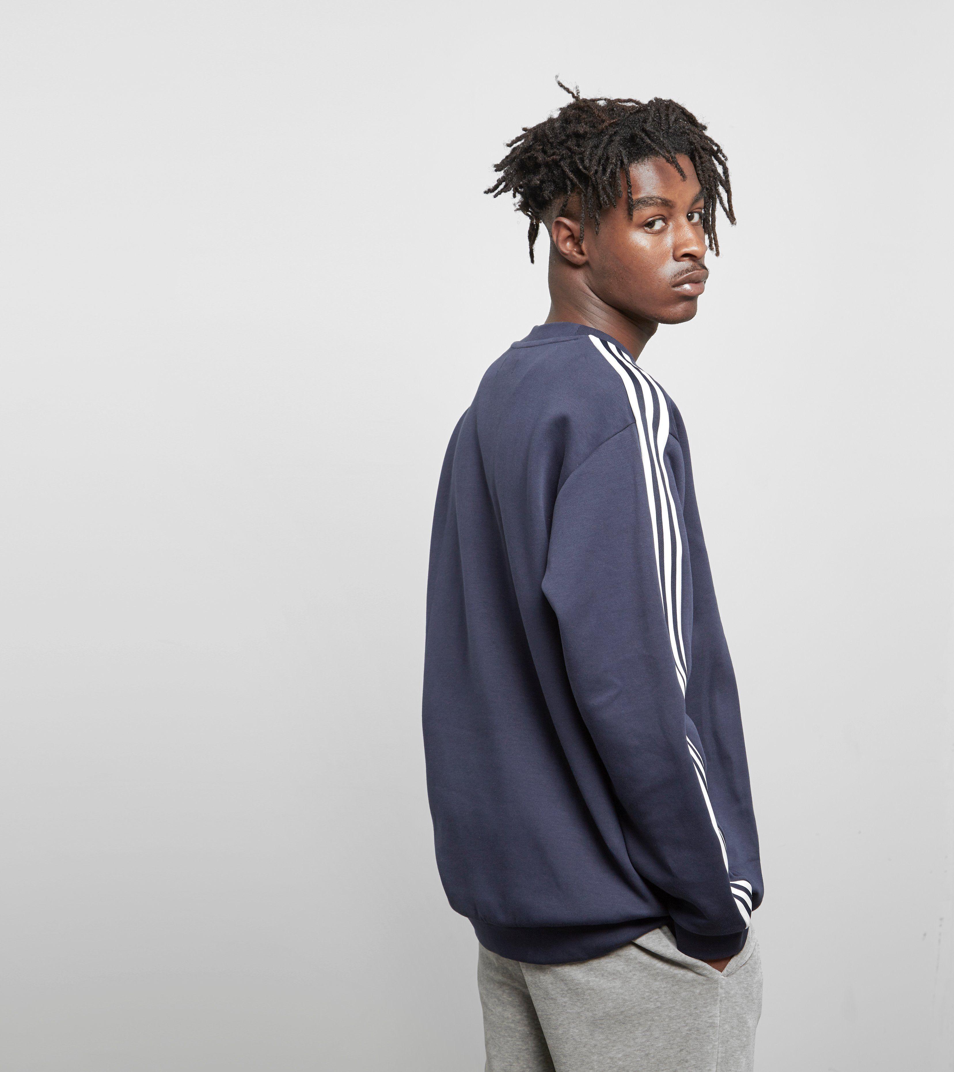 adidas Originals Linear Trefoil Sweatshirt