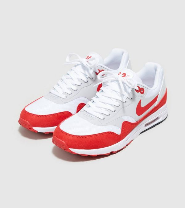 Cheap Nike Air Max 1 Ultra 2.0 Men's Running Shoes White/University