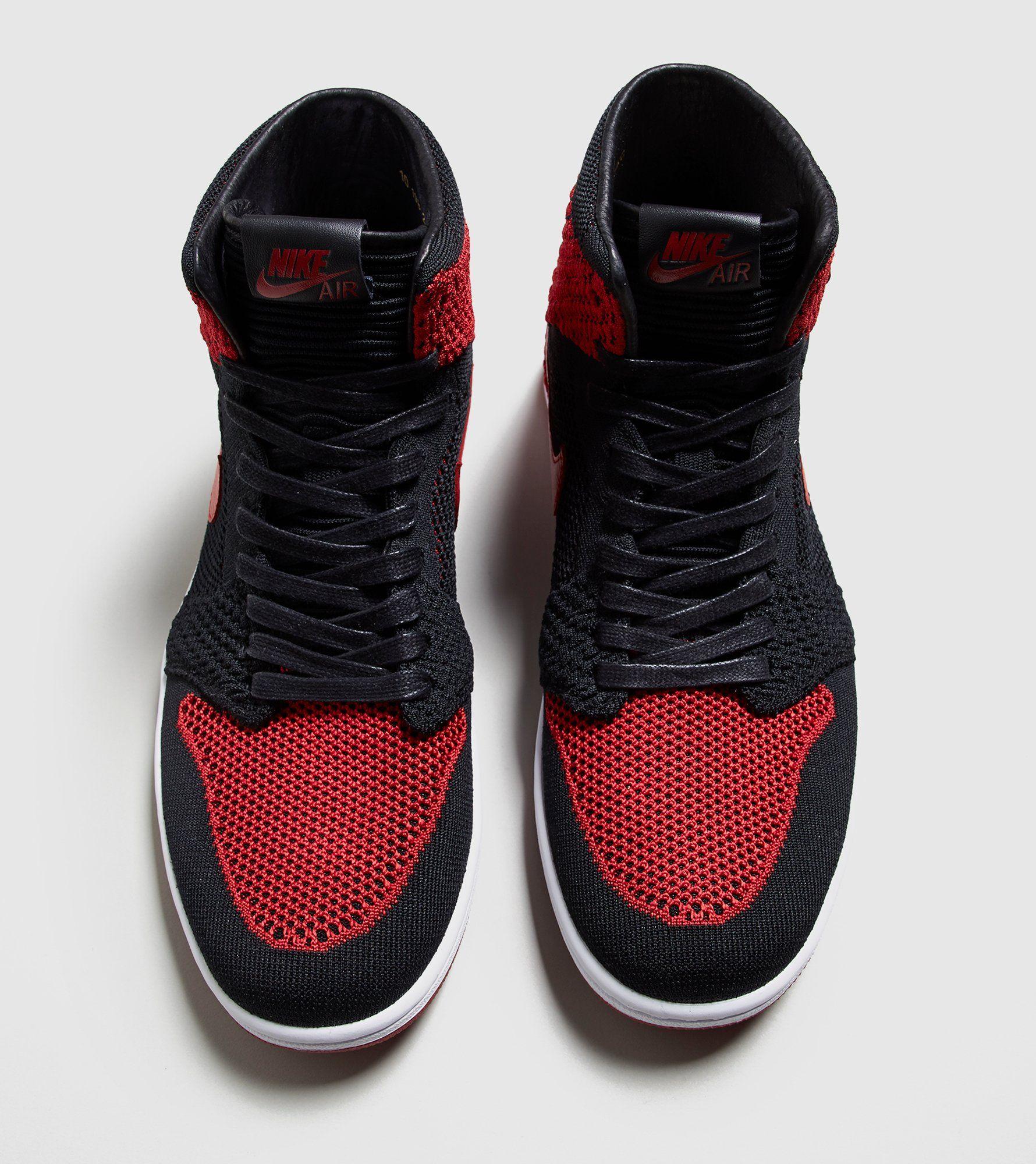 Jordan 1 Flyknit