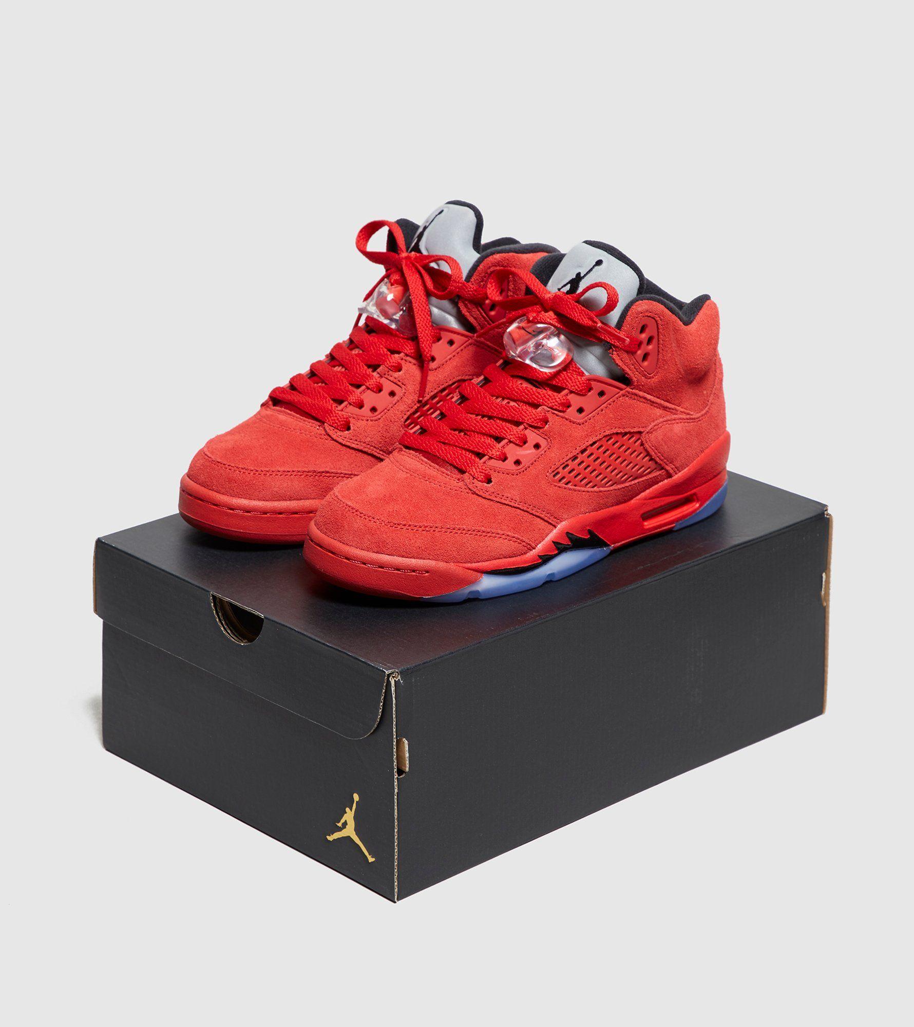Jordan 5 Retro 'Fire Red' BG