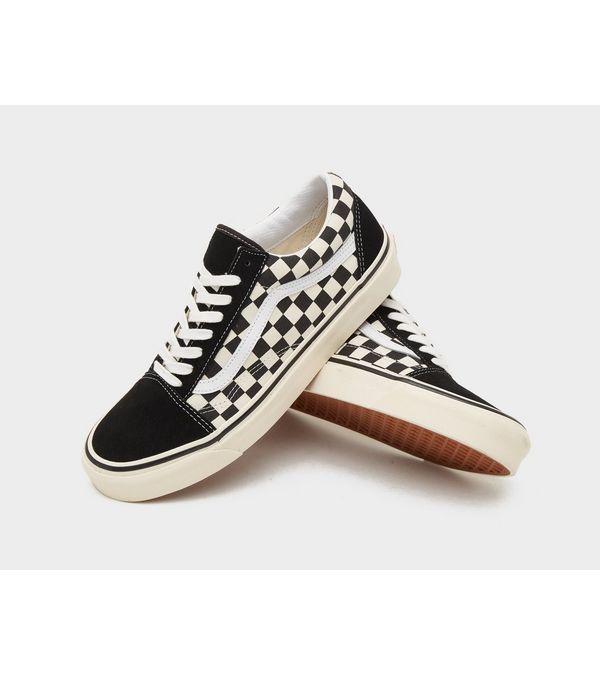 Vans Anaheim Old Skool Checkerboard  6e44b21d6