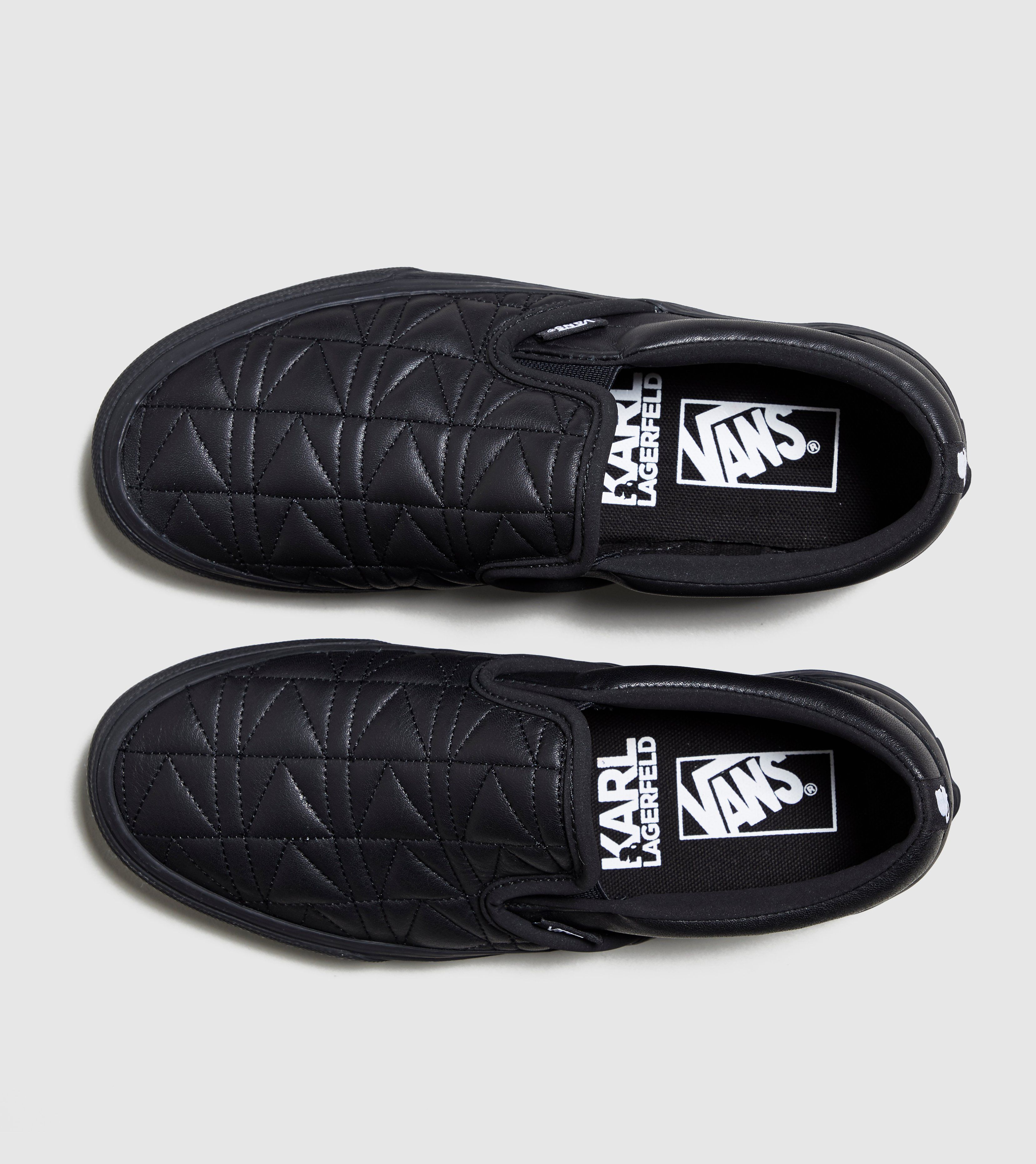 Vans x Karl Lagerfeld Classic Slip-On Dames