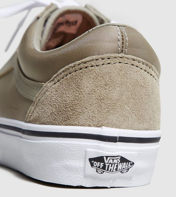 vans old skool beige womens