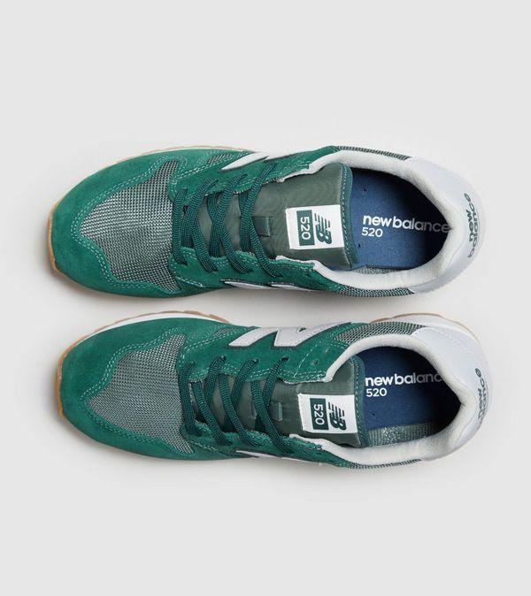 new balance green vintage