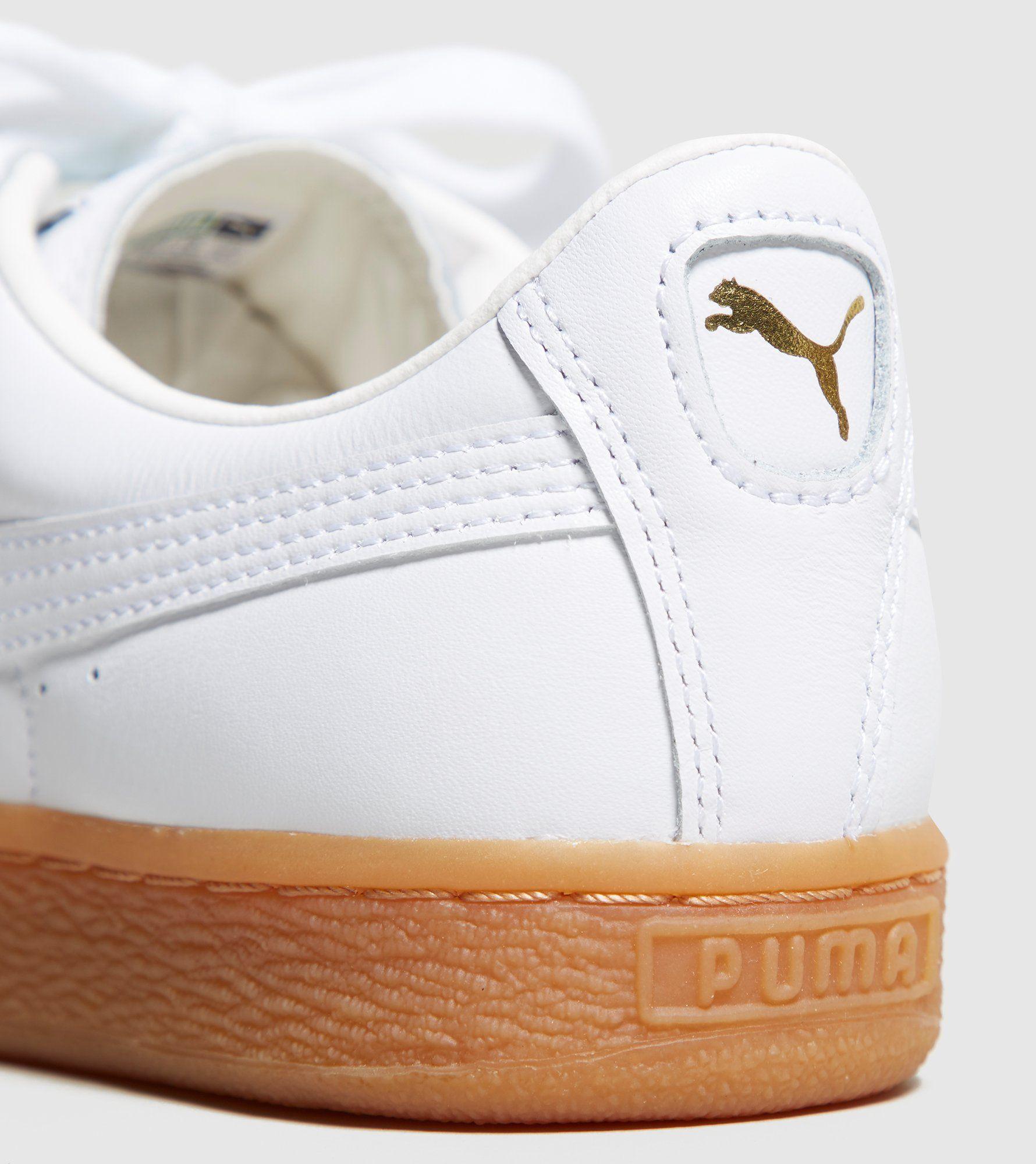 PUMA Basket Femme
