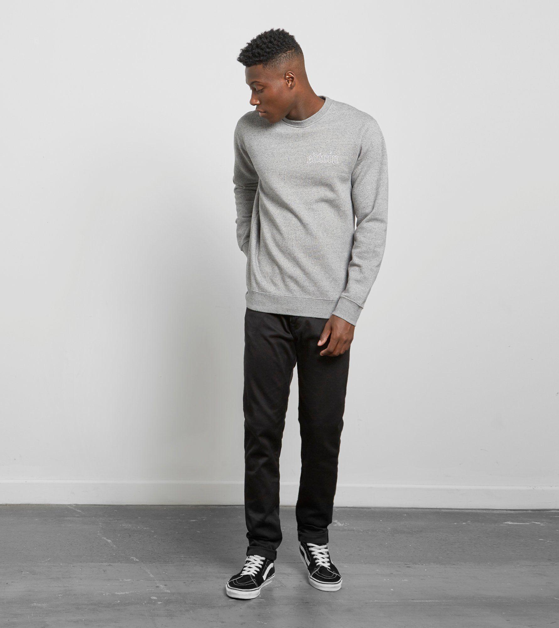 Edwin Best or Nothing Sweatshirt