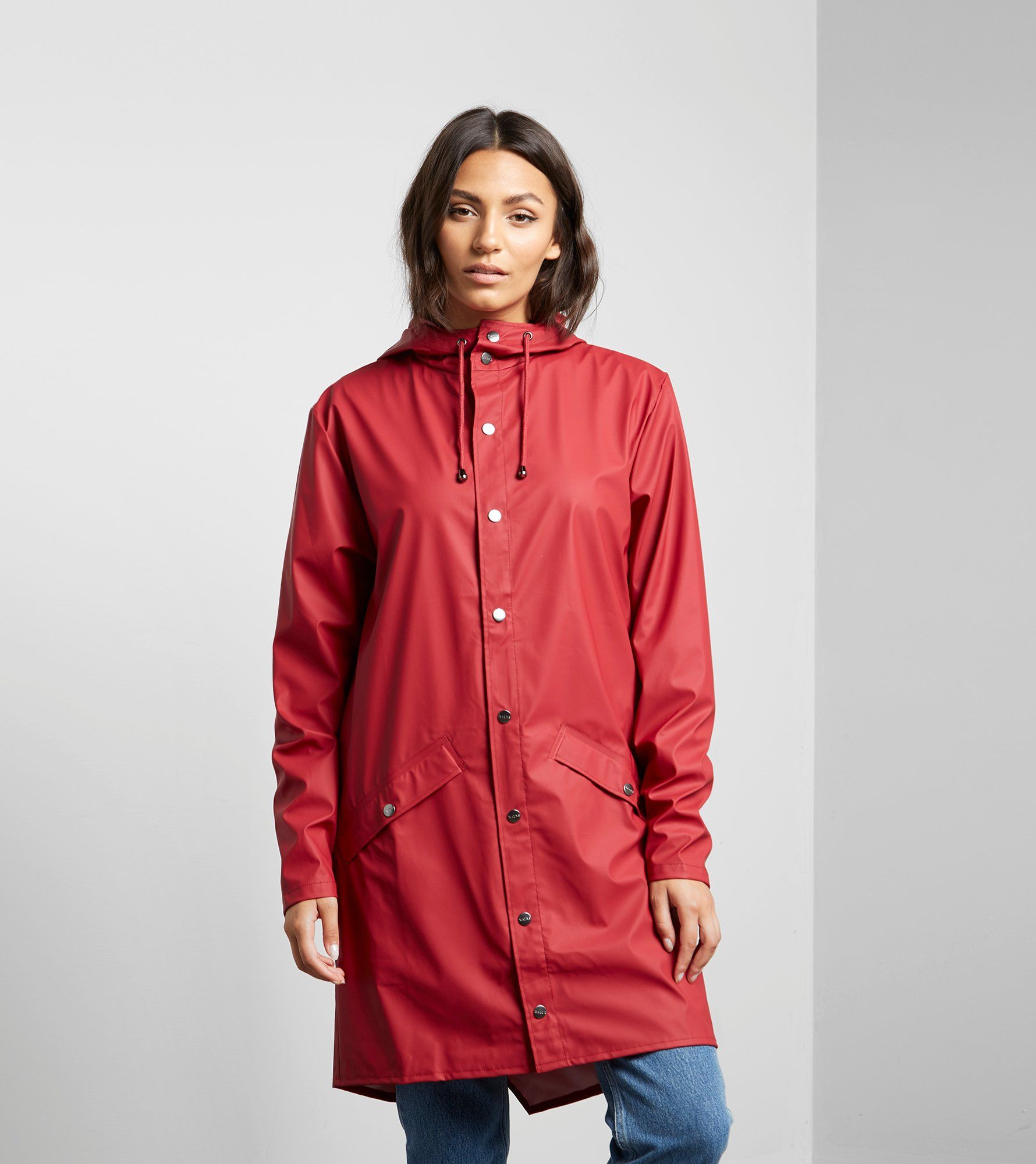 RAINS Long Jacket | Size?