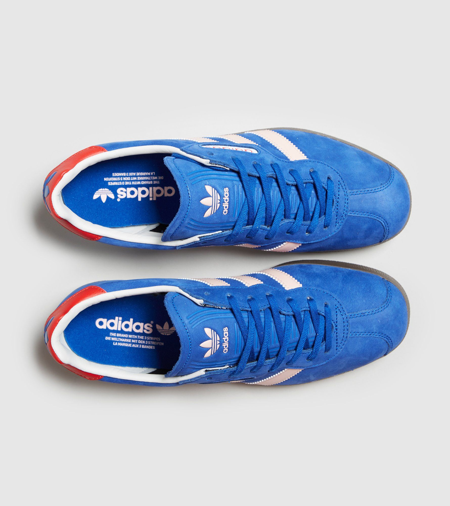adidas Originals 'London to Manchester' Gazelle Super - size? Exclu