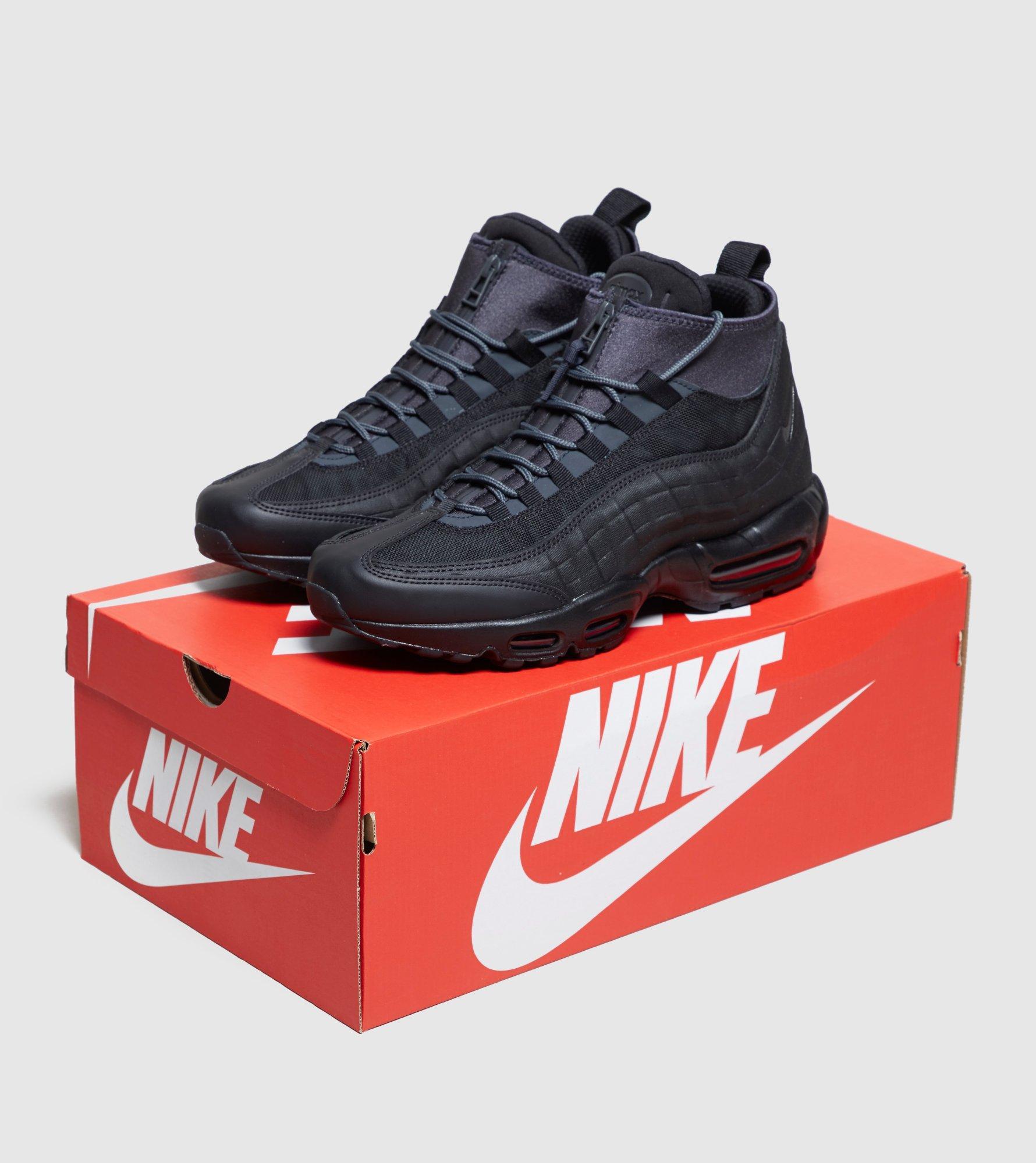 Nike Air Max Tamaño 95 Sneakerboot 11 oferta tienda de descuento coste del despacho donde puedo ordenar JTP9nDa
