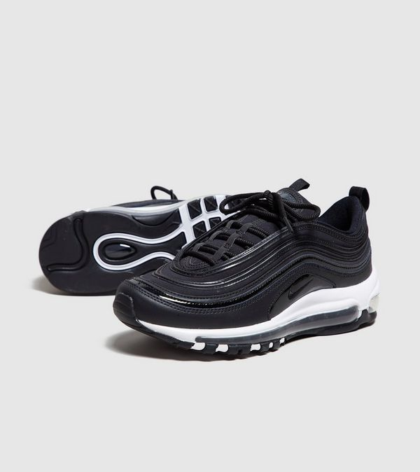 nike air max 97 womens black