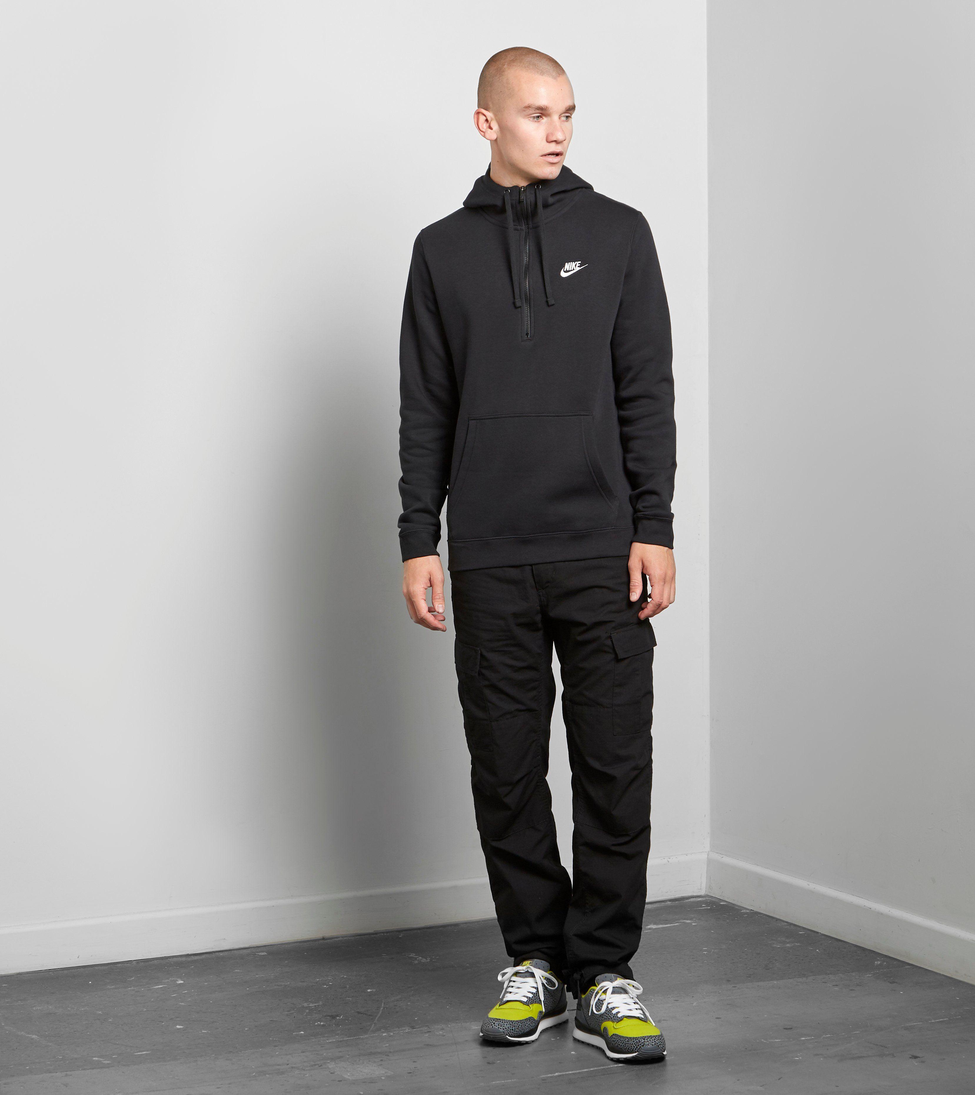 Nike Club 1/2 Zip Hoody