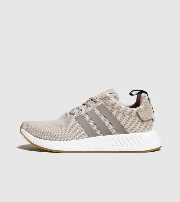 adidas Originals Sko NMD R2 W Ftwr WhiteFtwr WhiteGrey Two