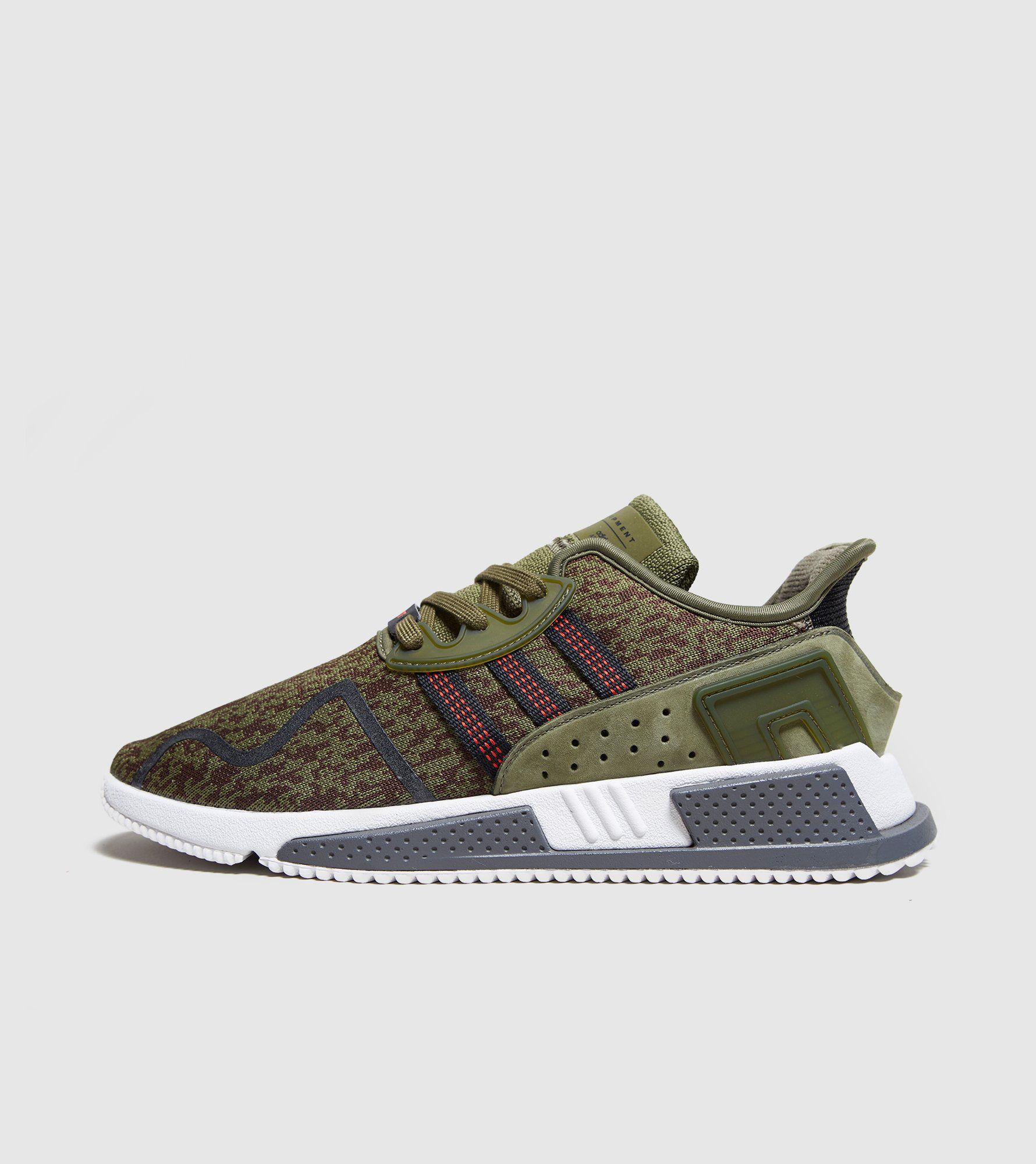 adidas Originals EQT CUSHION ADV Sneakers grey two/sub green