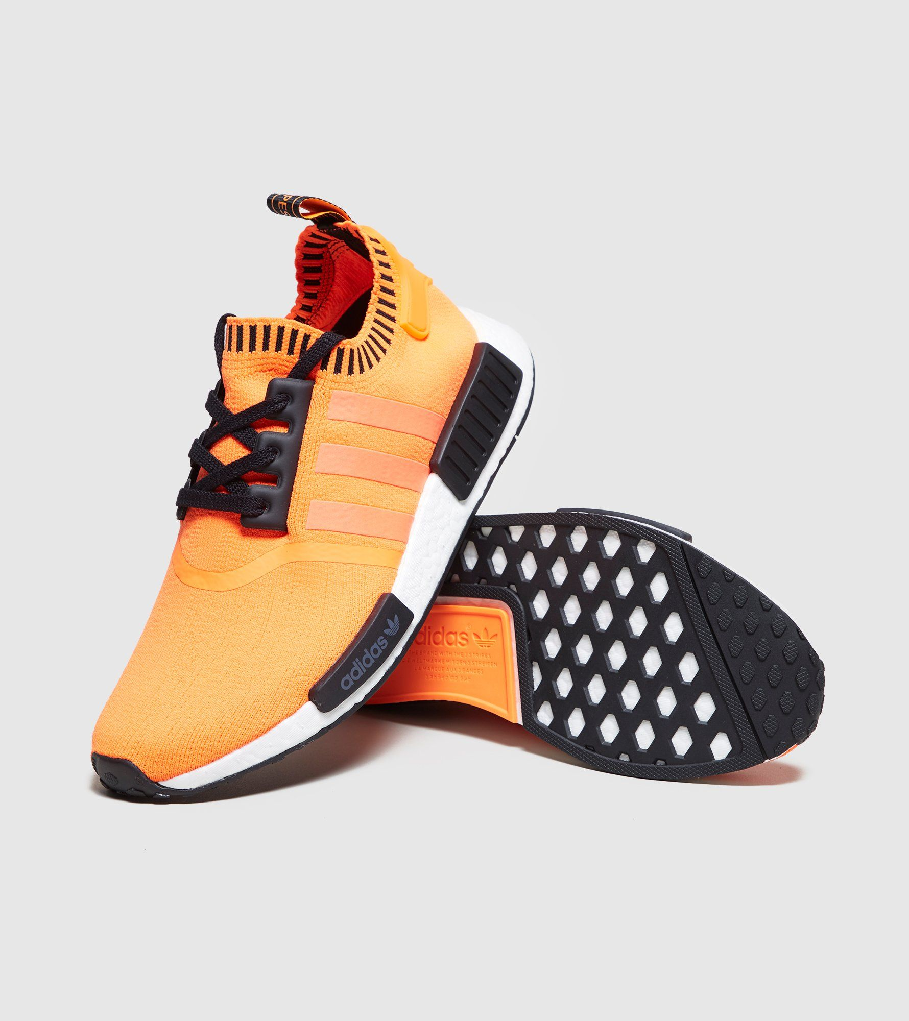 adidas Originals NMD R1 Orange Noise - size? Exclusive