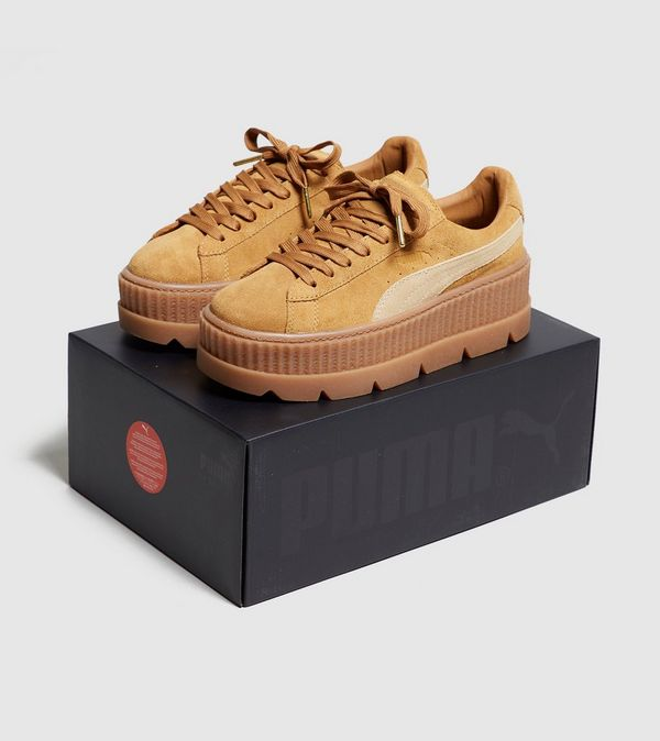 puma fenty cleated creepers size. Black Bedroom Furniture Sets. Home Design Ideas