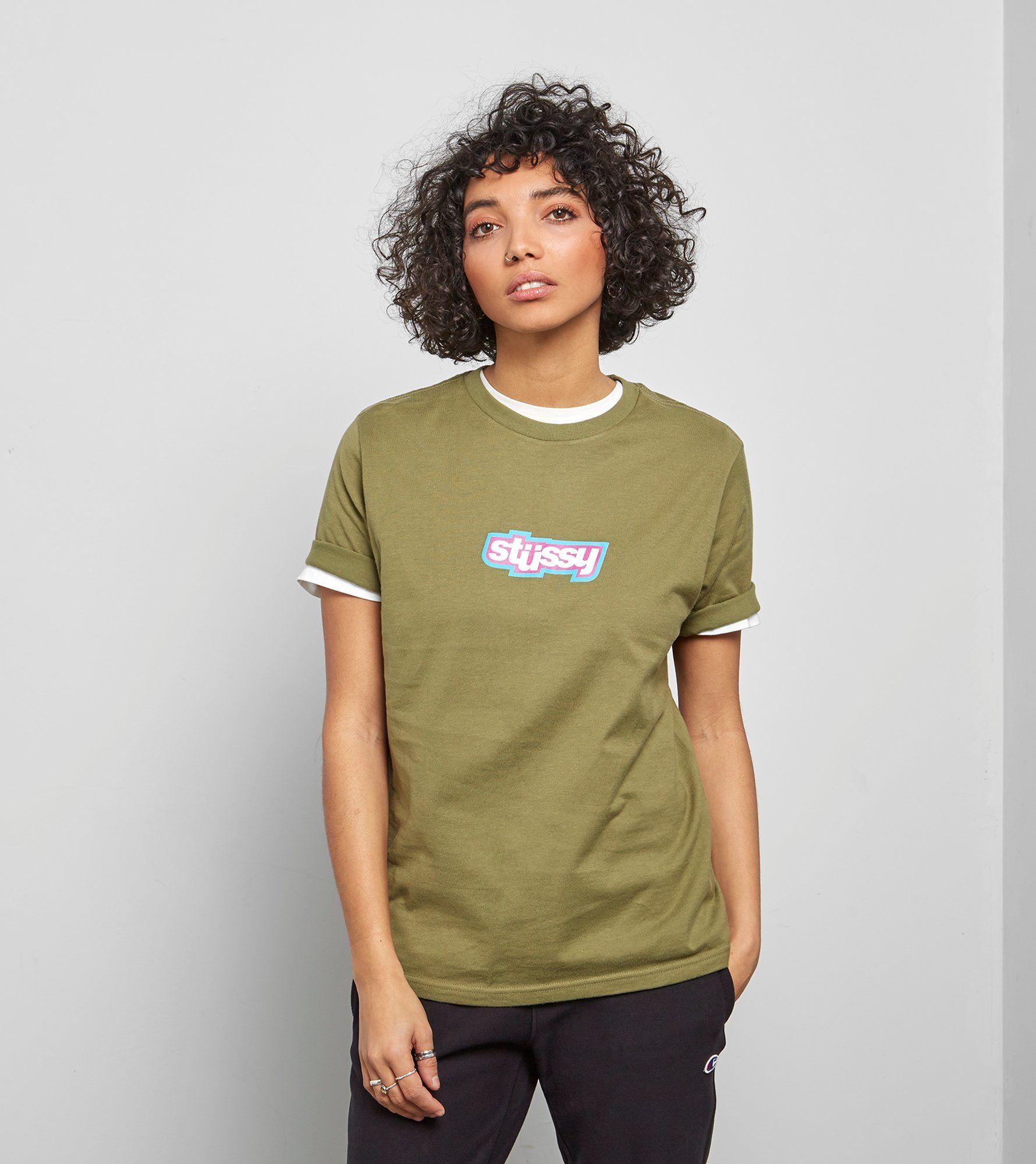 Stussy Drop U T-Shirt