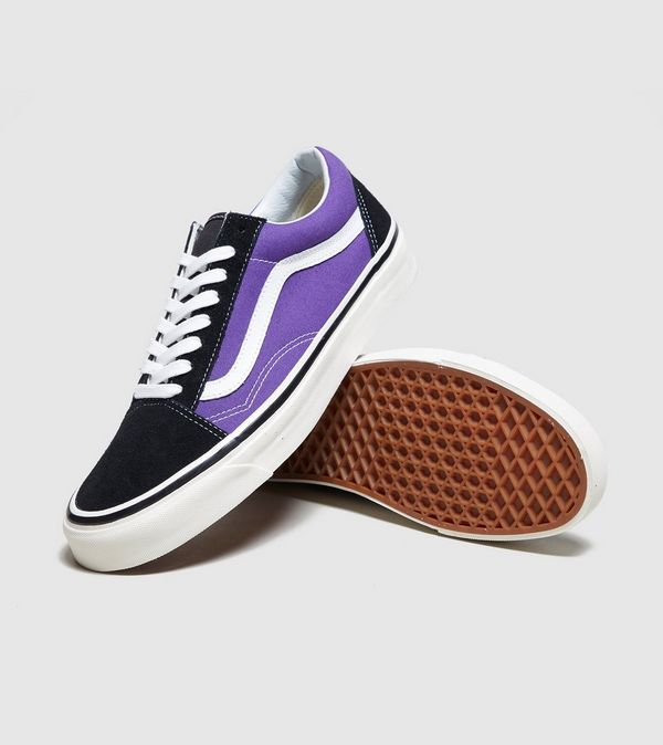vans old skool purple