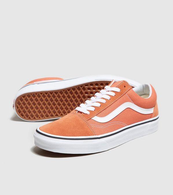 vans orange