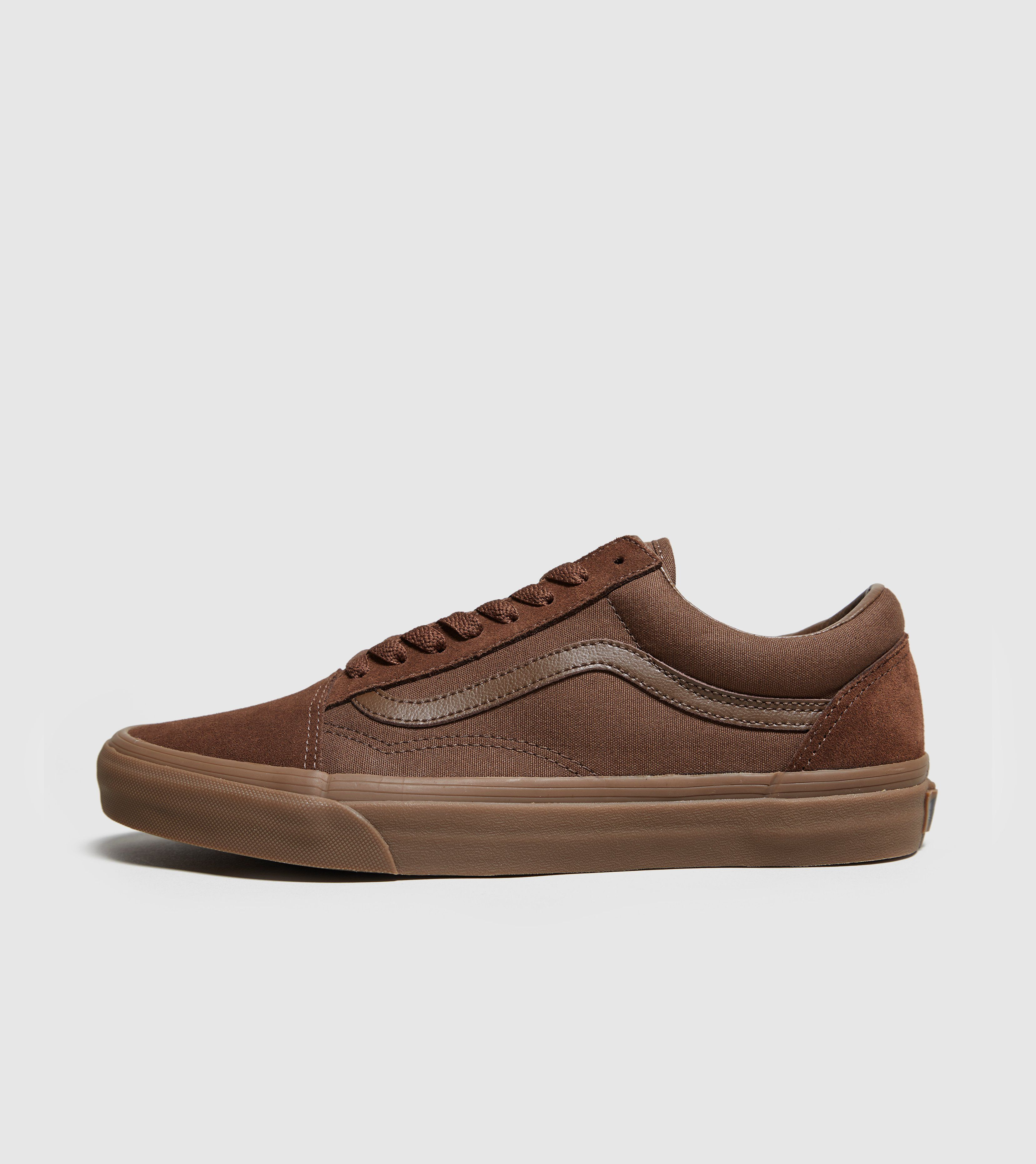 vans brown