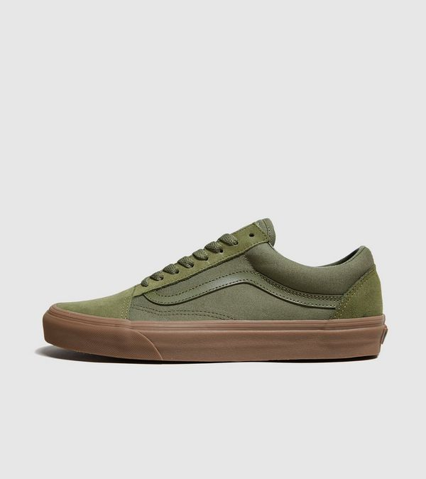 vans old skool gree