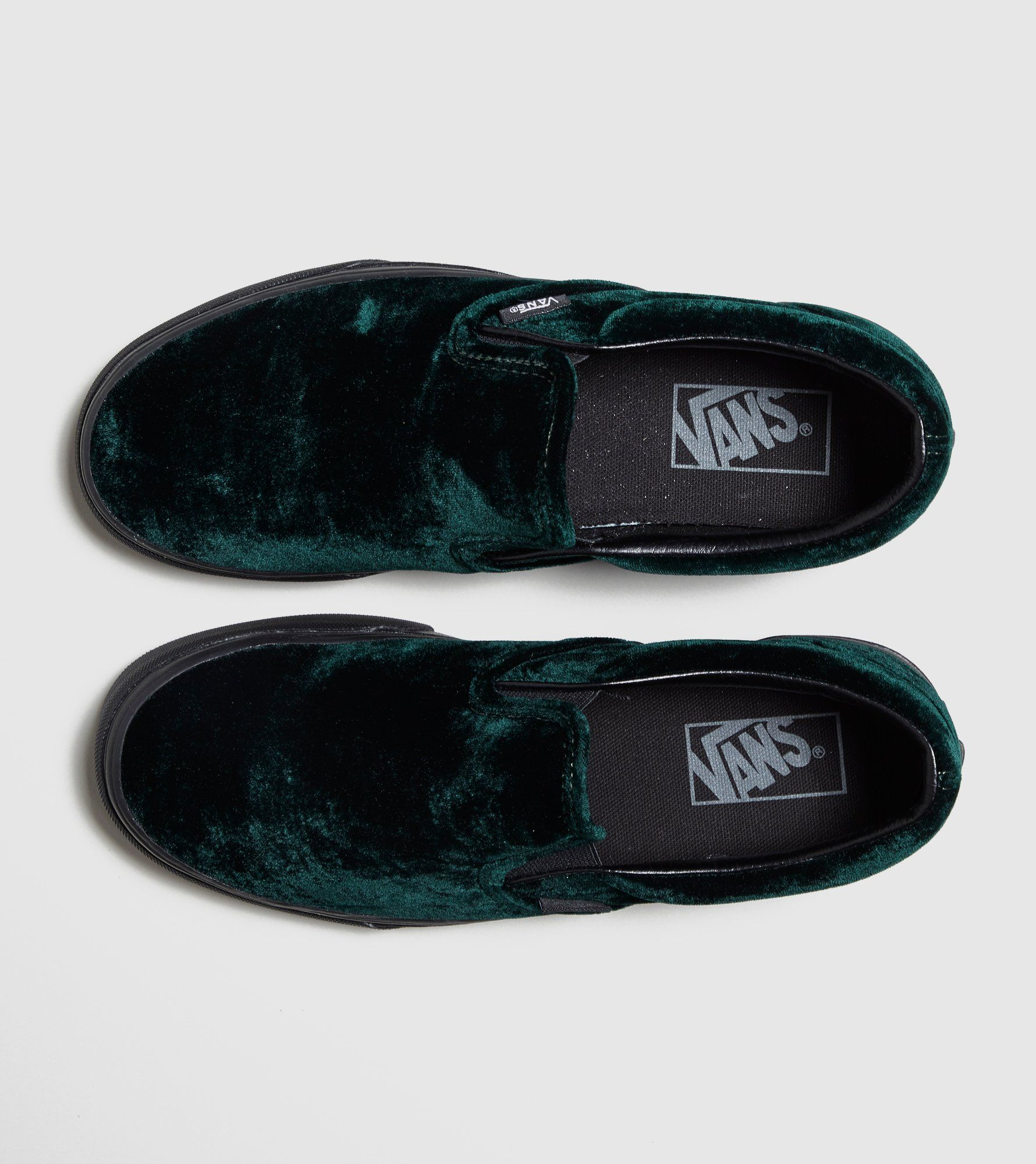 Vans Velvet Slip On Women's