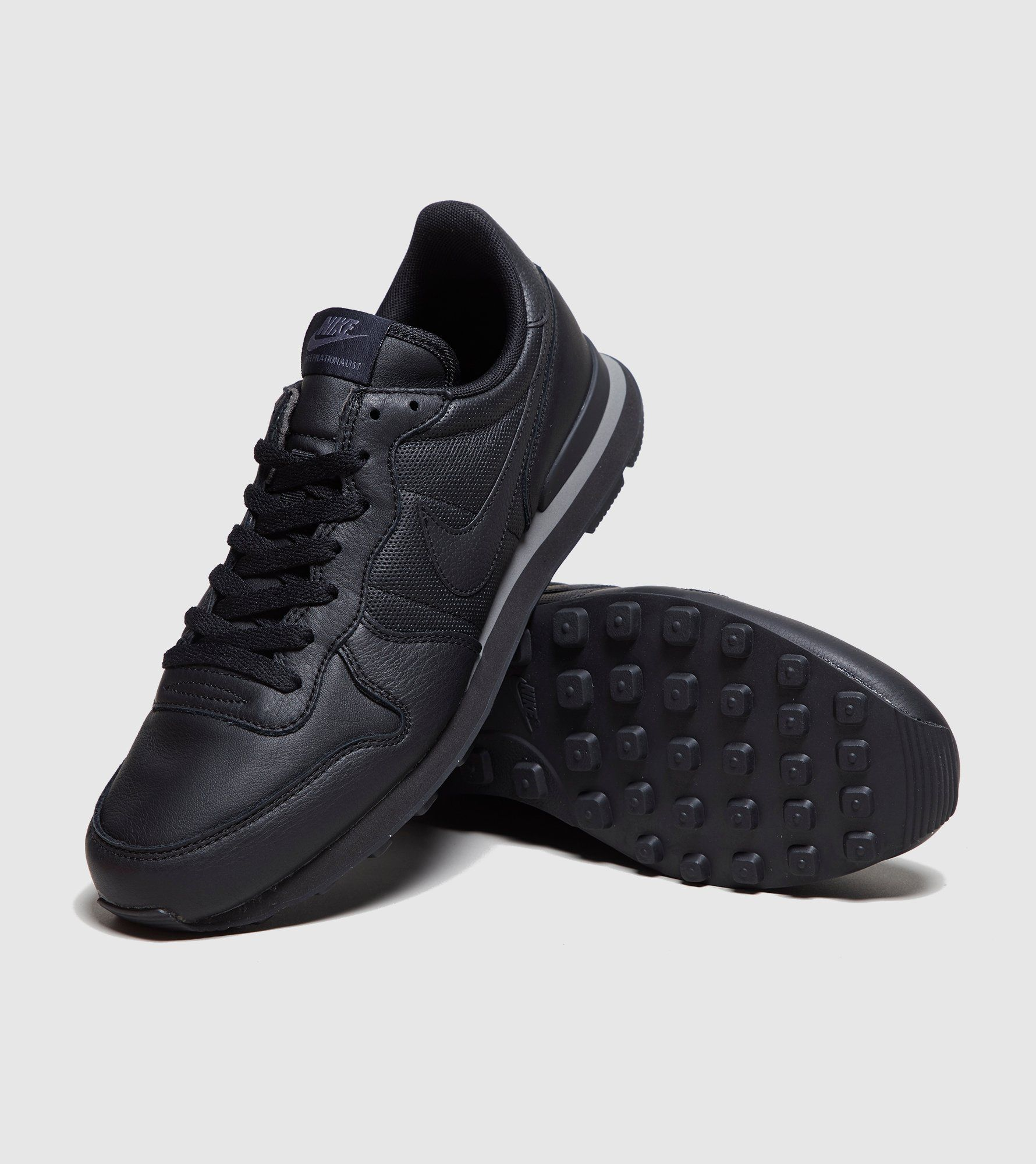 Nike Noir Internationaliste QRAc3ulHT