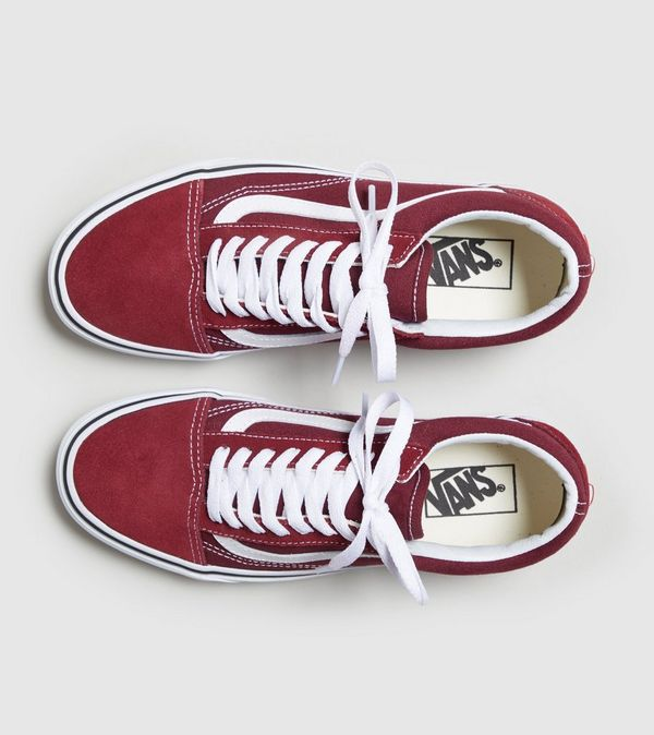 vans old skool women