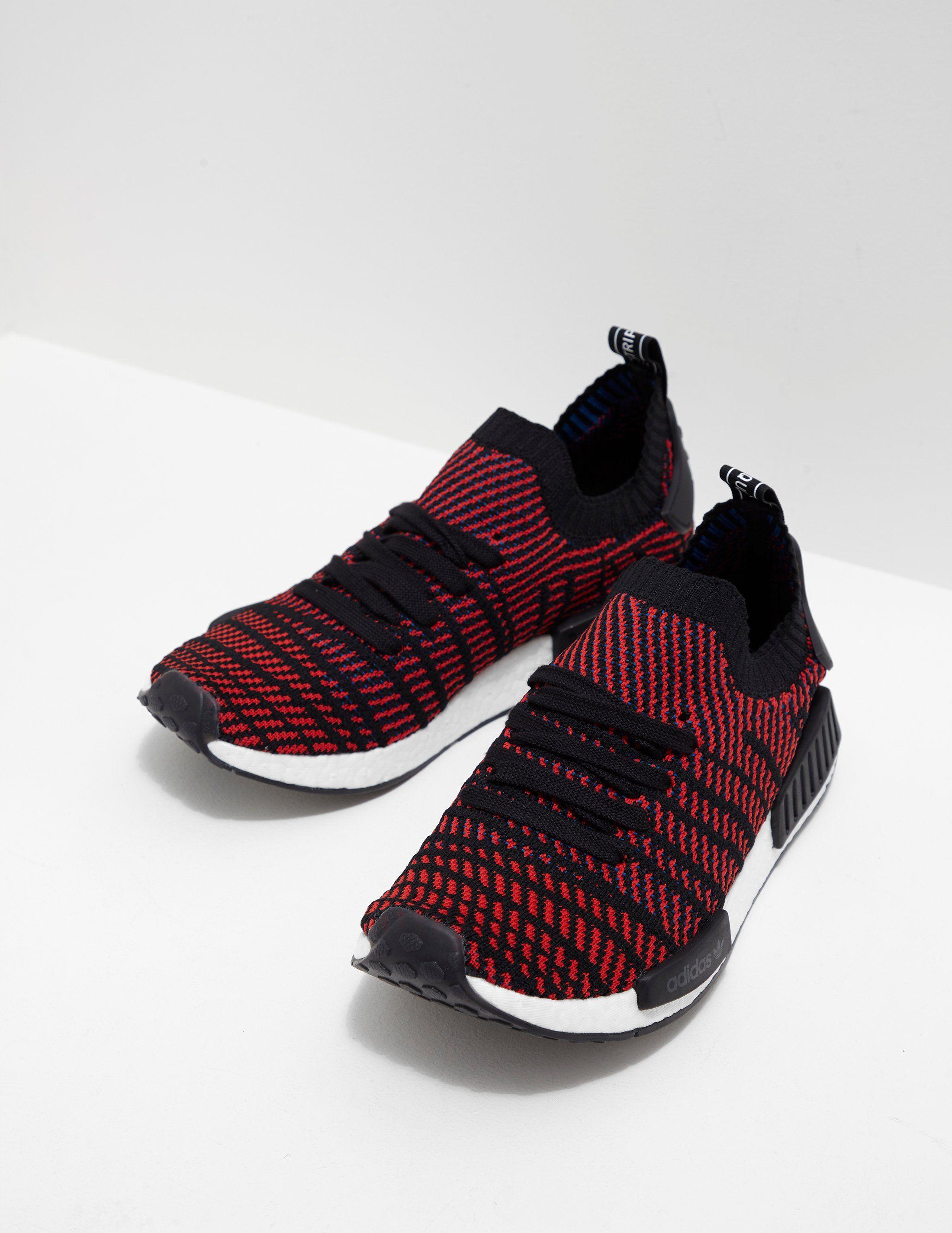 Adidas Originali Nmd R1 Stlt Tessuti