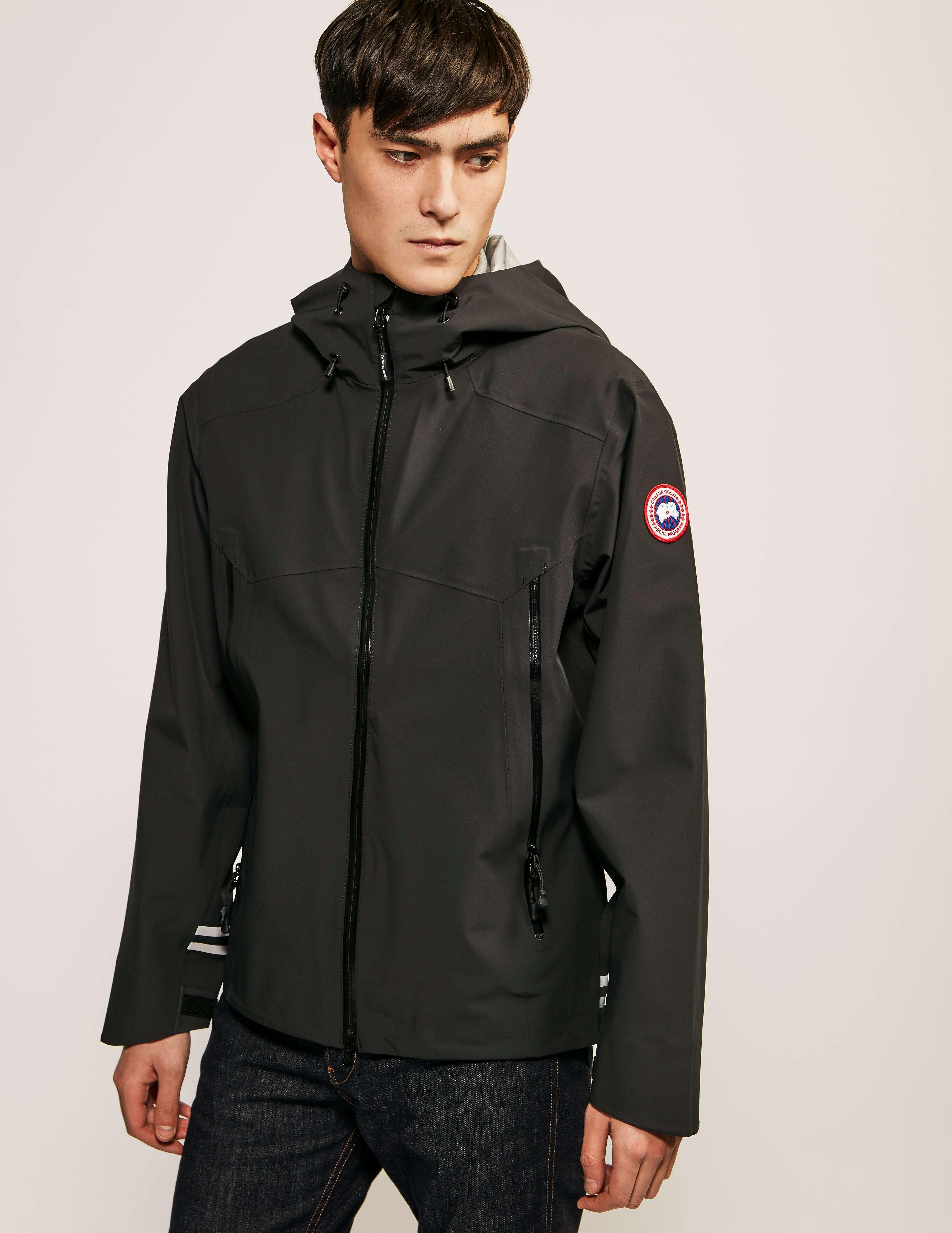 17ccaa22c8a Canada Goose Canyon Shell Jacket - Men s Medium - Black