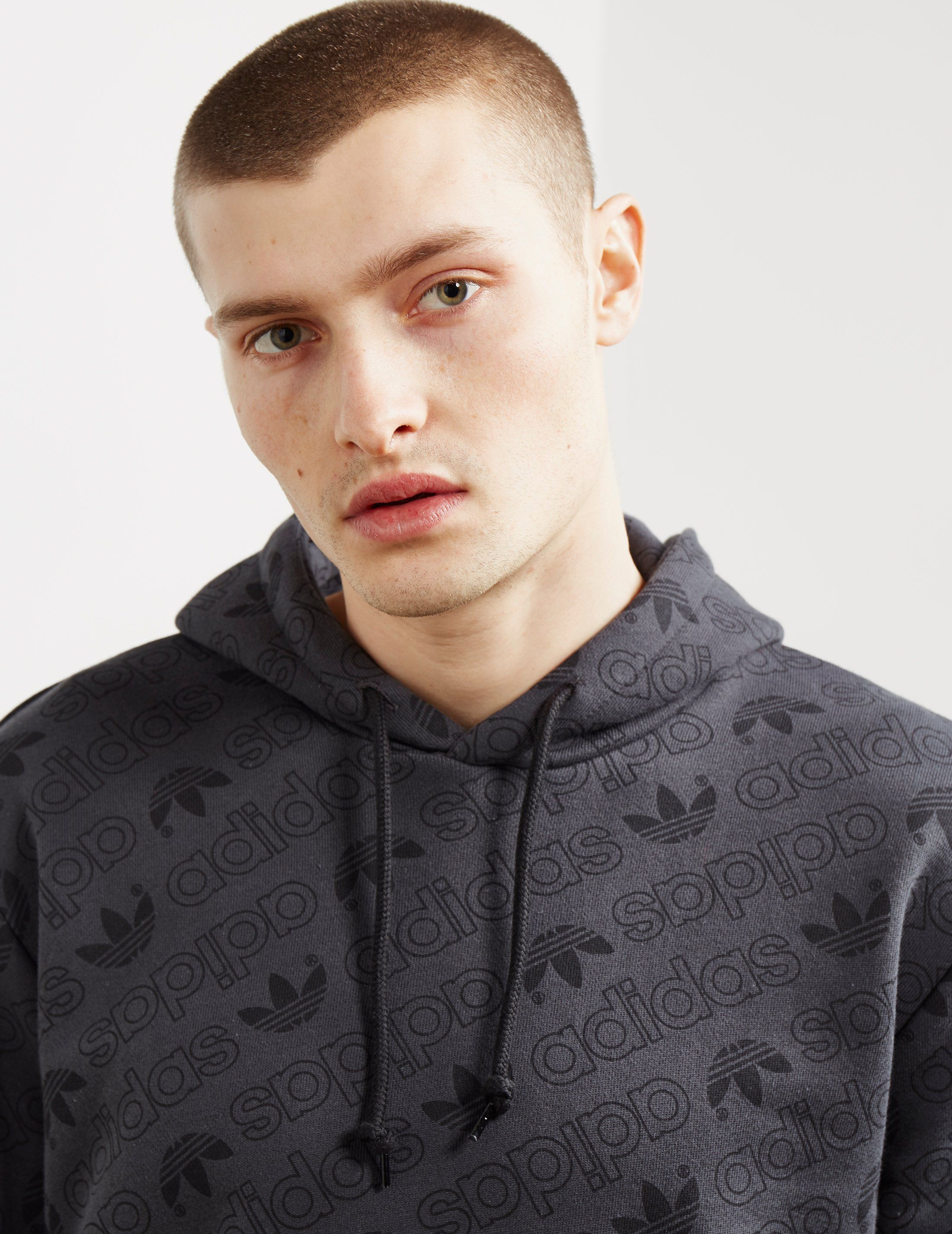 adidas Originals All Over Print Overhead Hoodie