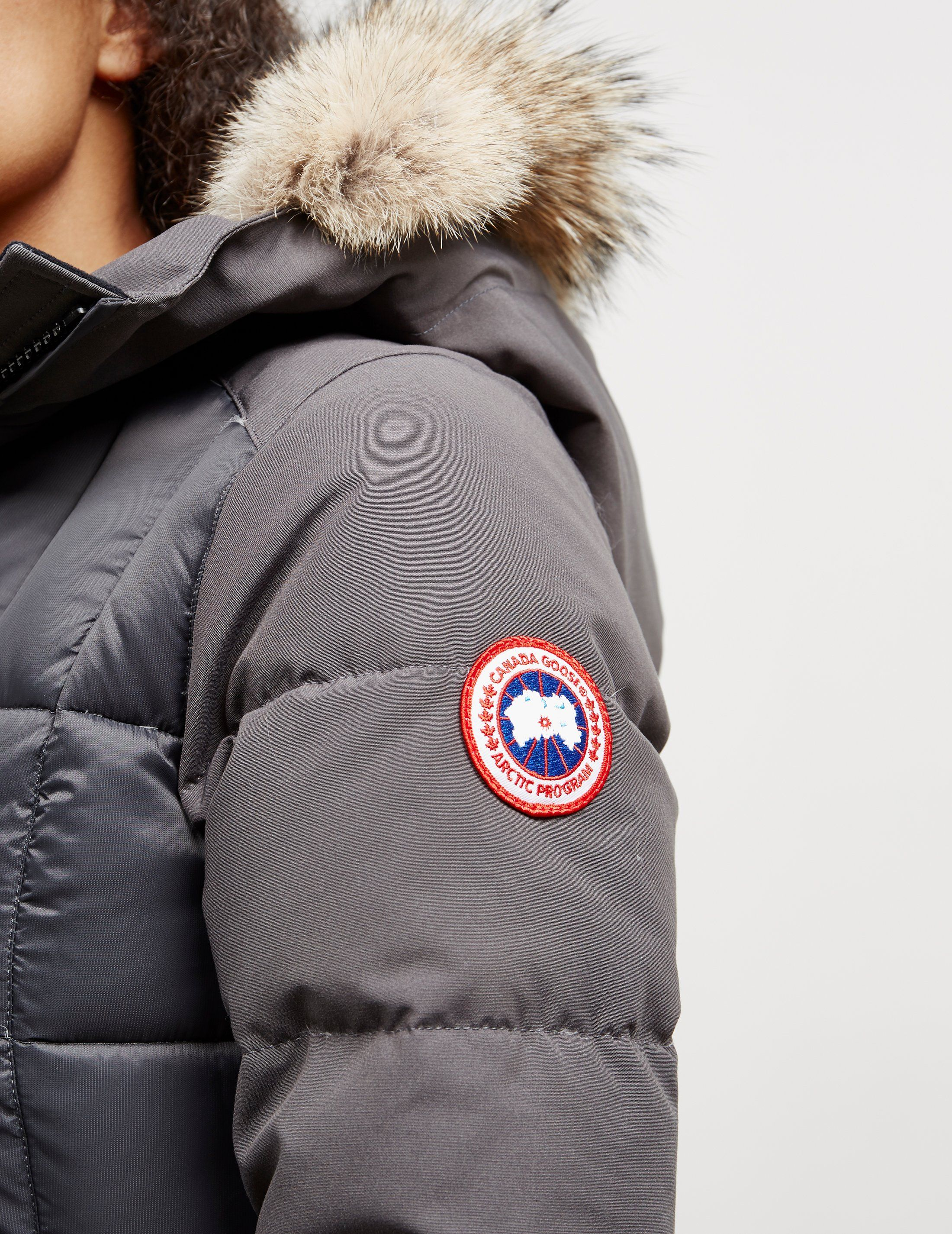 Canada Goose Beechwood Padded Parka Jacket