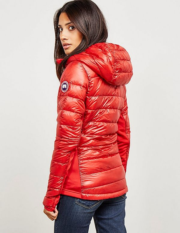 canada goose hybridge red