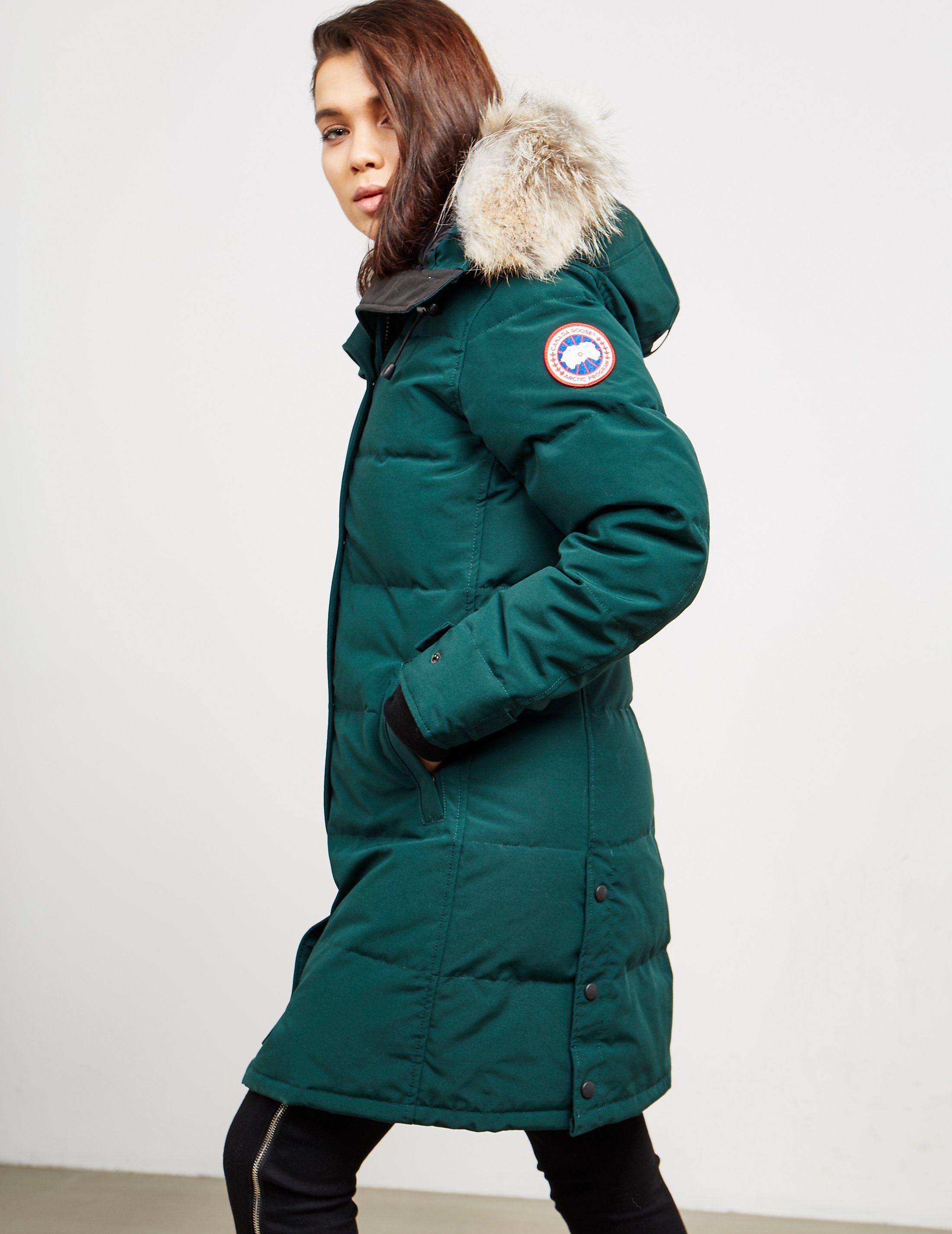 Canada Goose Shelburne Padded Parka Jacket  ff2899d8e8