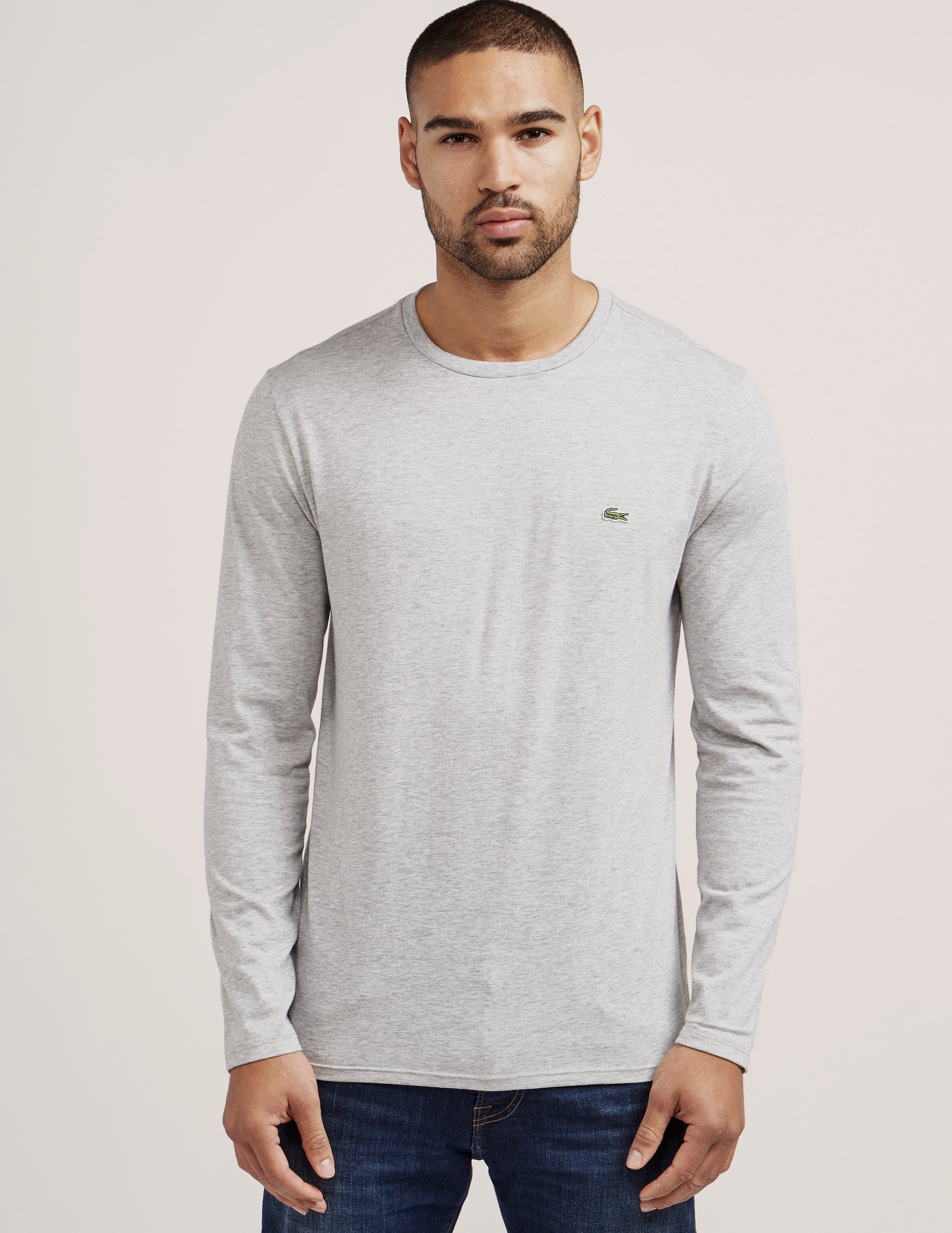 Lacoste Classic Long Sleeve T-Shirt