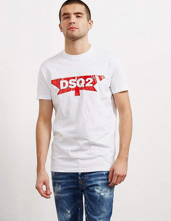 Dsquared2 half sleeve T-shirt Cheap Wholesale Price zQG8yh4D