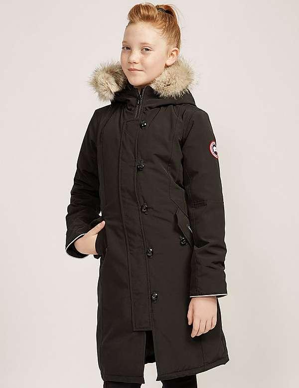 canada goose jacket youth