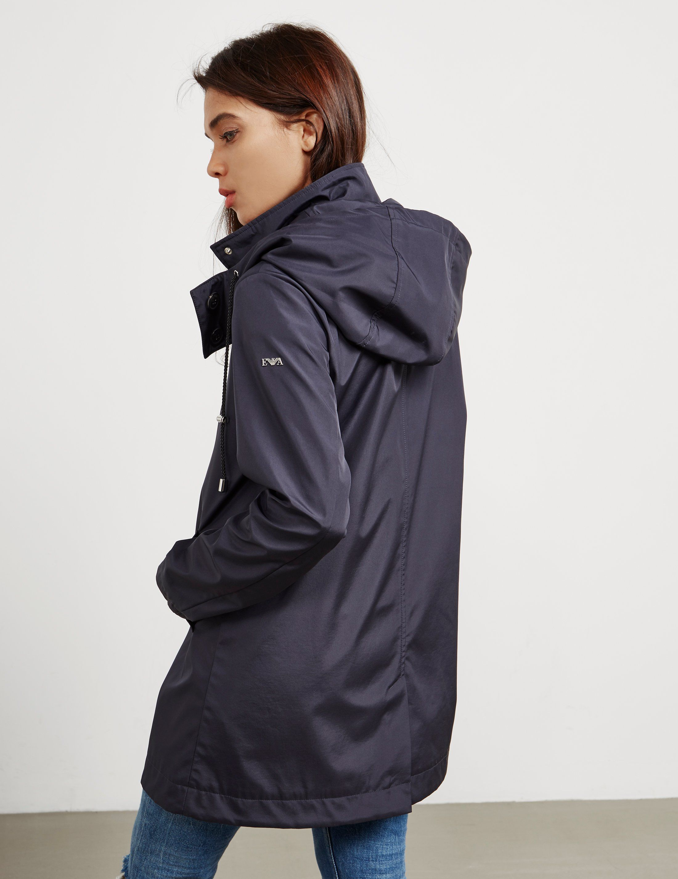 Emporio Armani Caban Padded Jacket - Online Exclusive