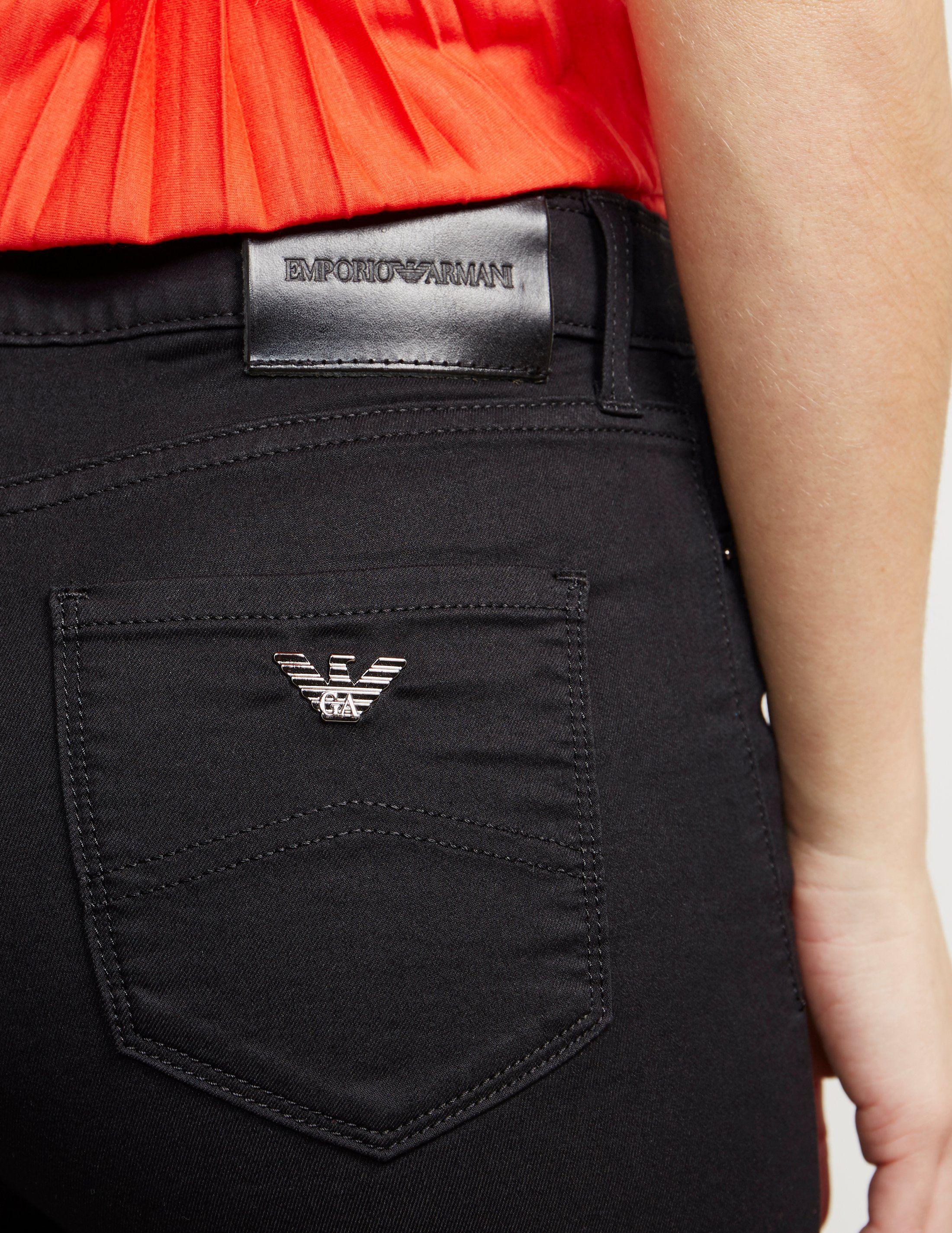 Emporio Armani J20 Five Pocket Jeans