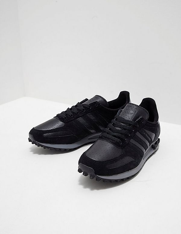 adidas Originals LA Trainer Leather   Tessuti d0e9e49a73