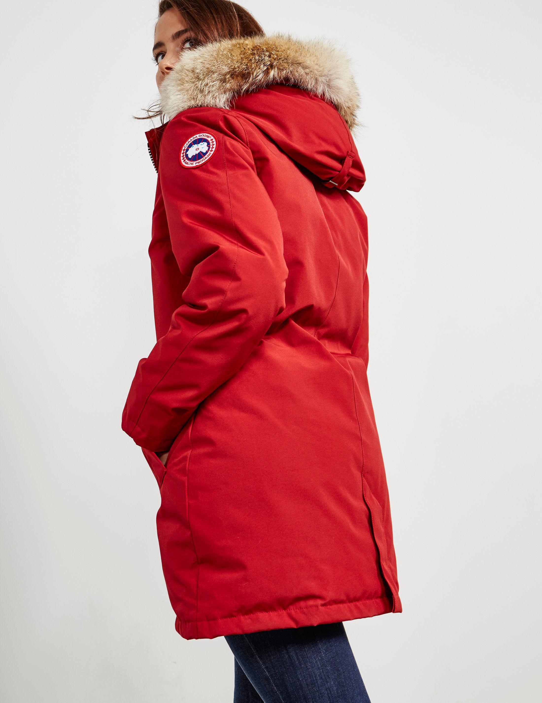 Canada Goose Victoria Parka Jacket