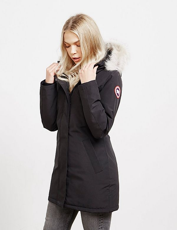 Canada Goose Victoria Padded Parka Jacket  8d624ff39