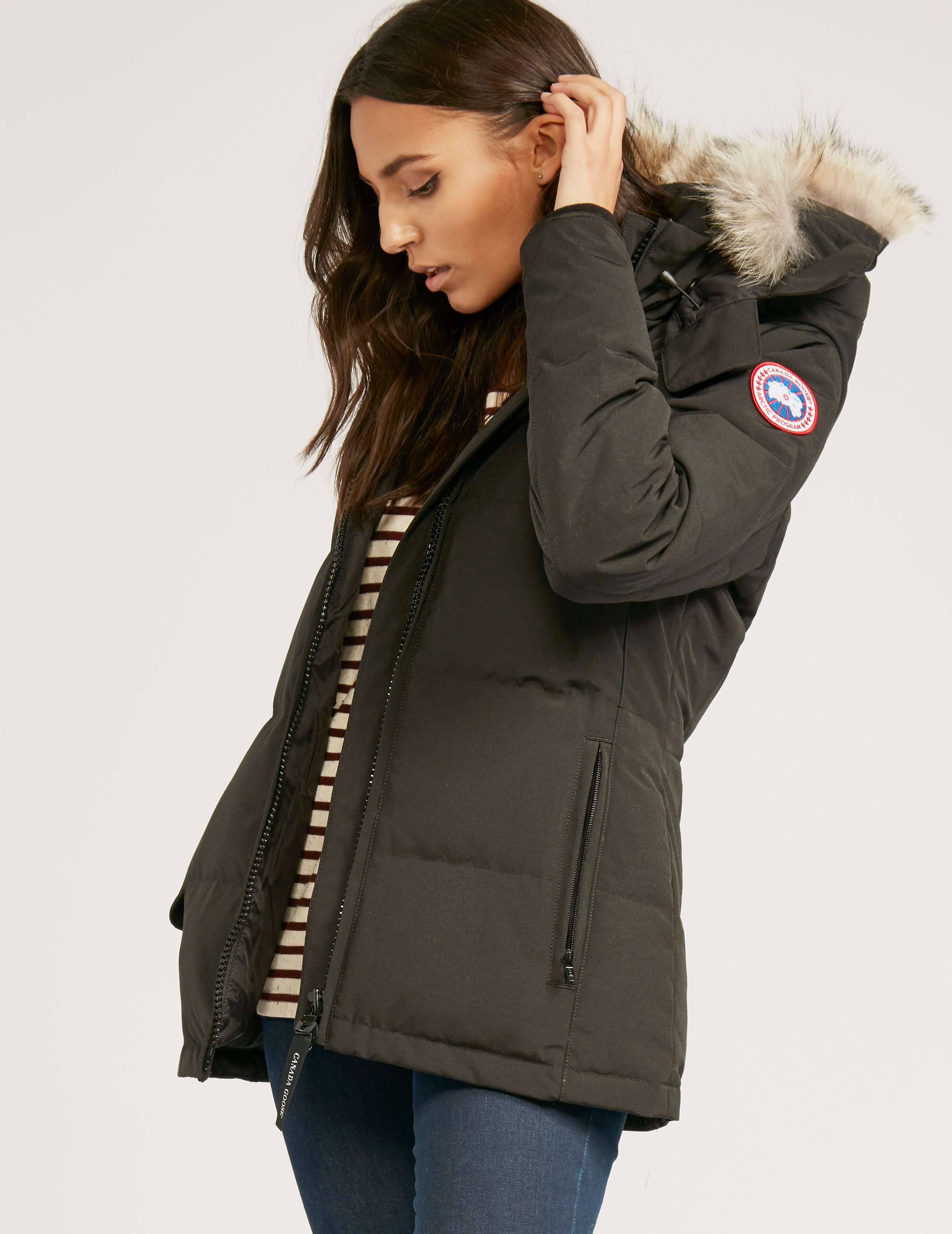 canada goose chelsea soldes