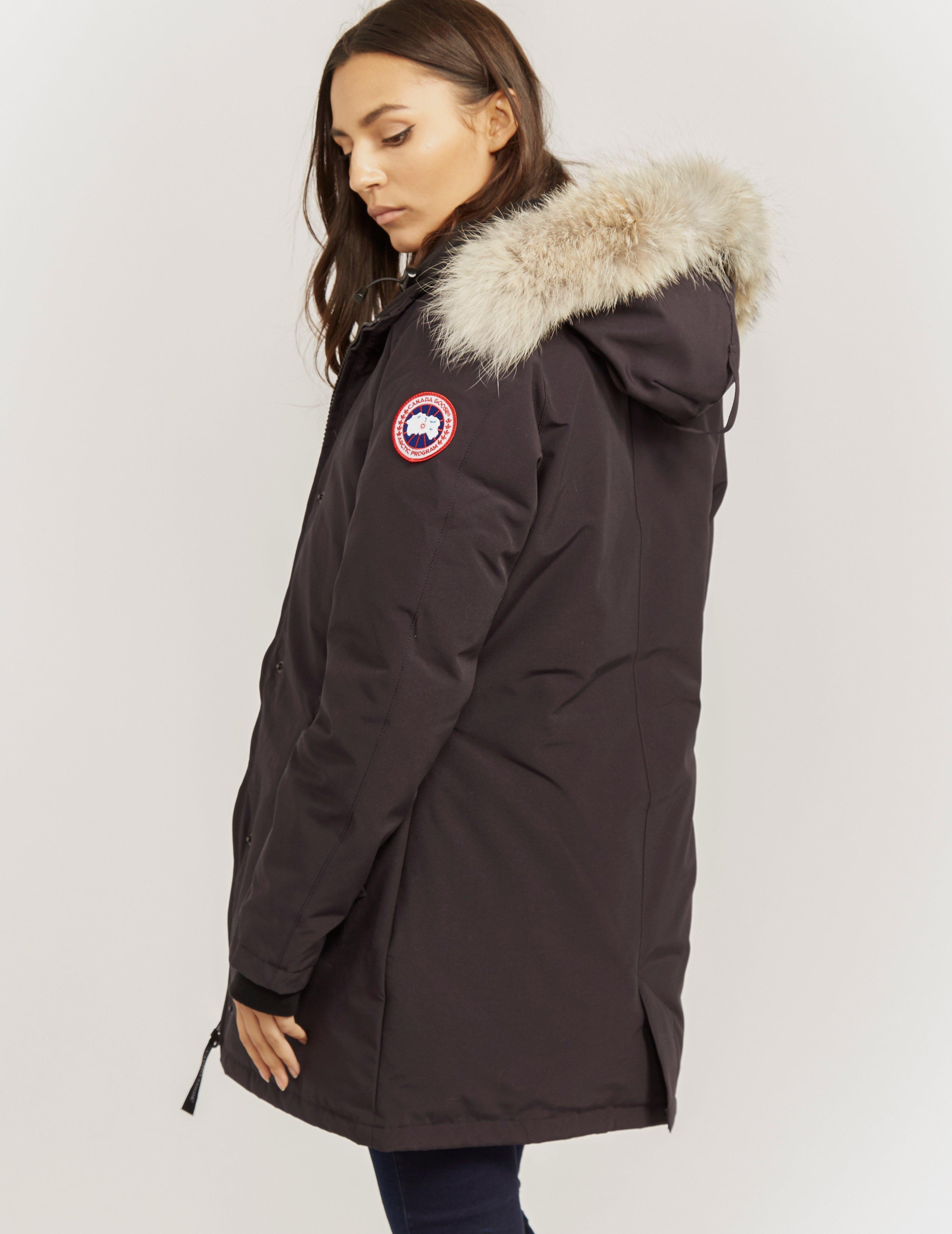 Canada goose victoria parka black s